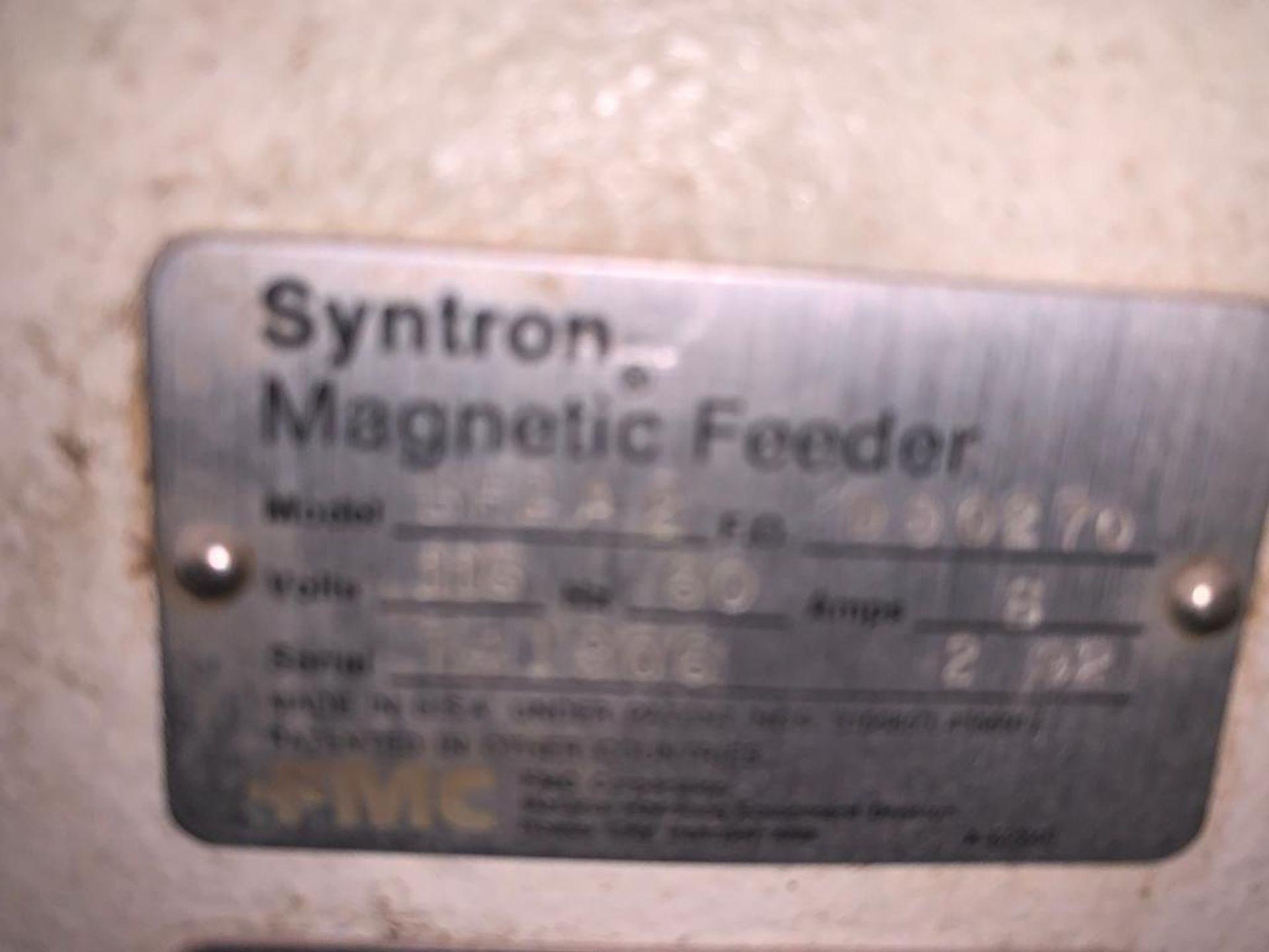 Aseeco mild steel cone bottom bulk storage bin - Image 5 of 16