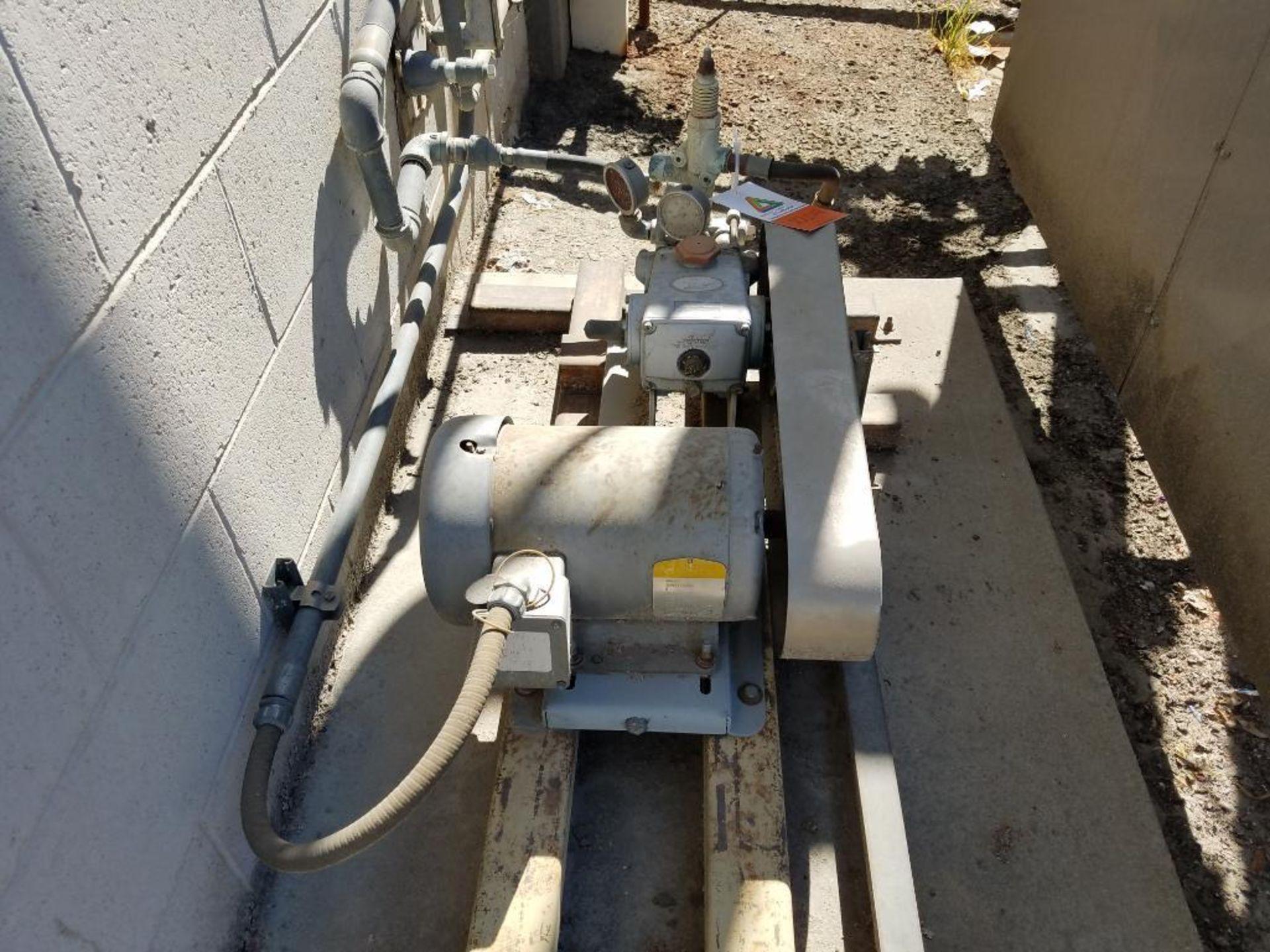 CAT high pressure piston pump - Image 2 of 4
