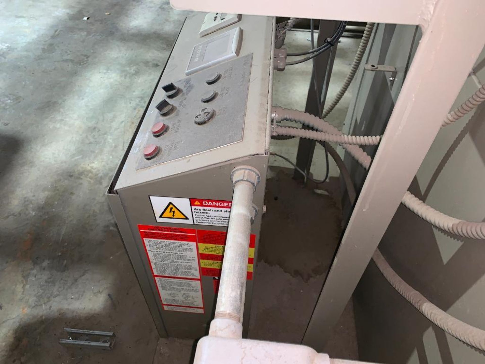 2010 Fulton fuel fired hot water boiler - Image 6 of 15