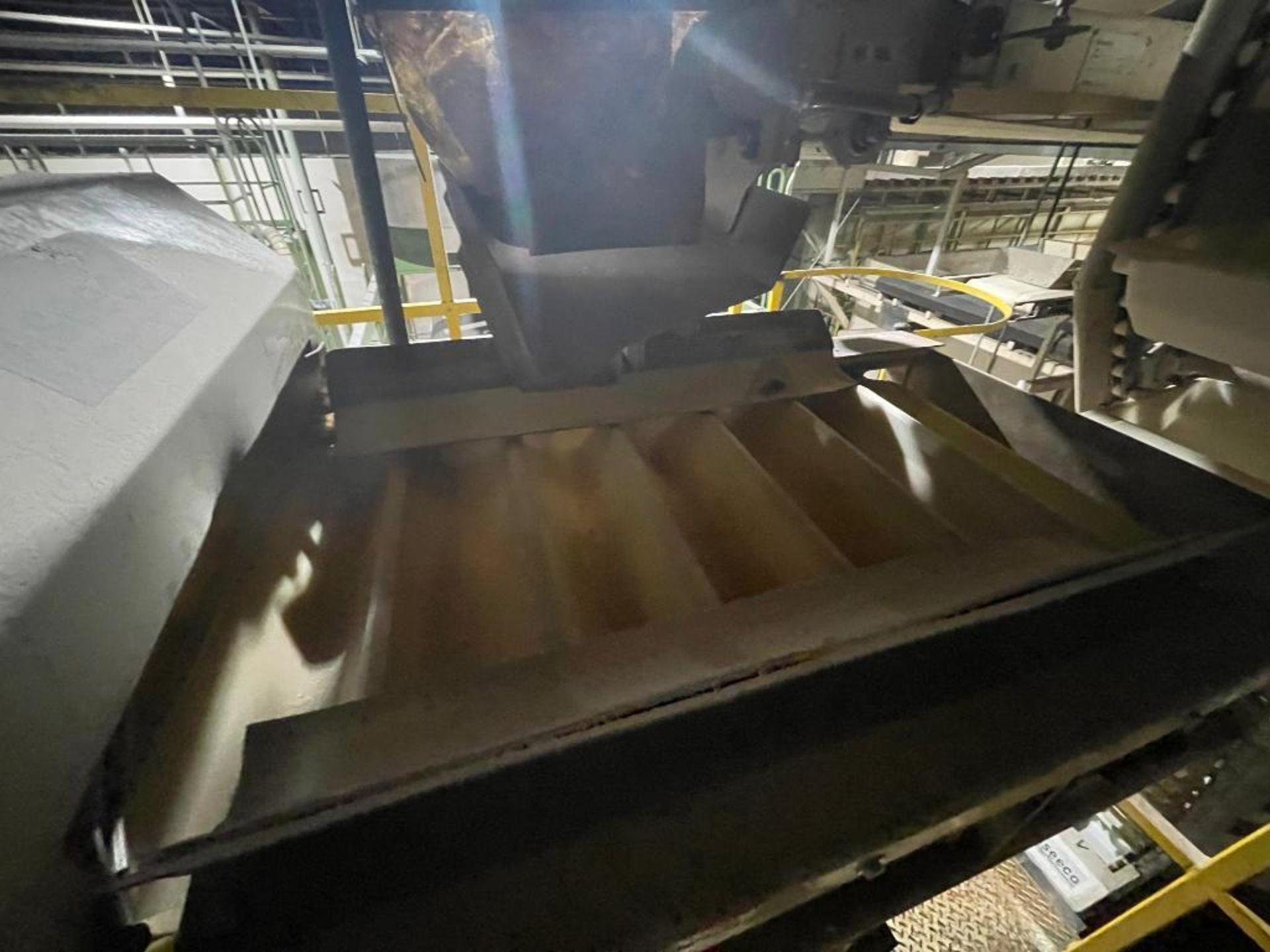 Aseeco horizontal overlapping bucket elevator - Image 8 of 13