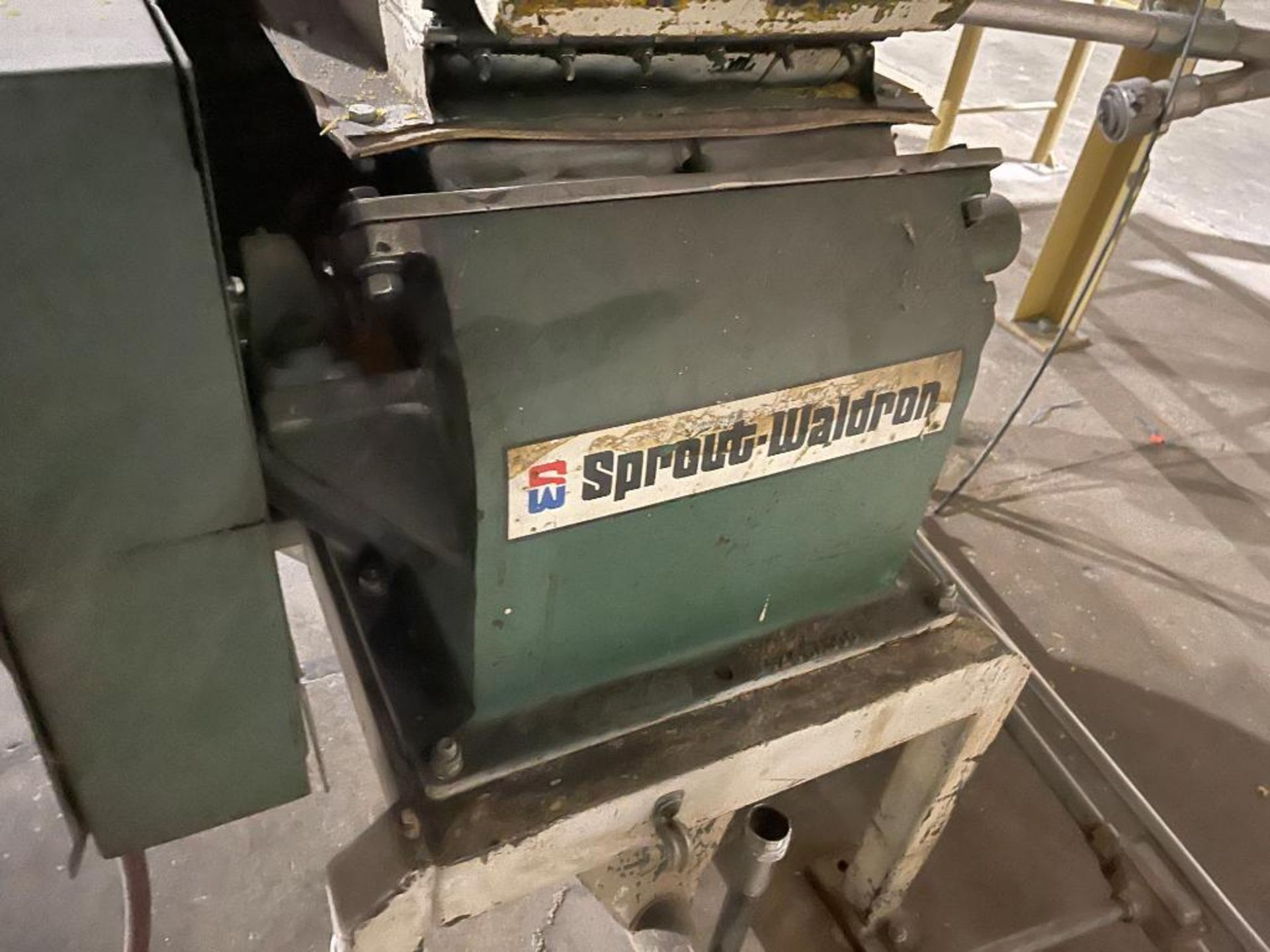 Sprout-Waldron hammermill - Image 2 of 9