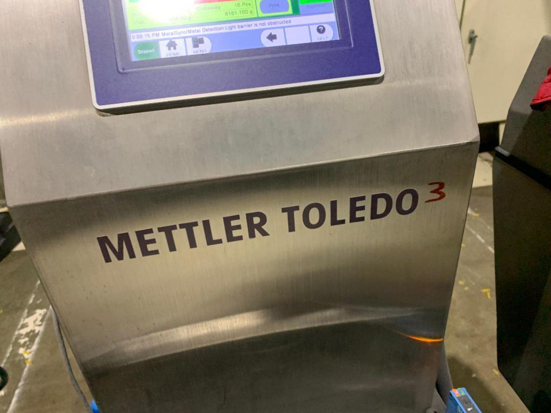 Mettler Toledo high speed check weigher - Image 8 of 10