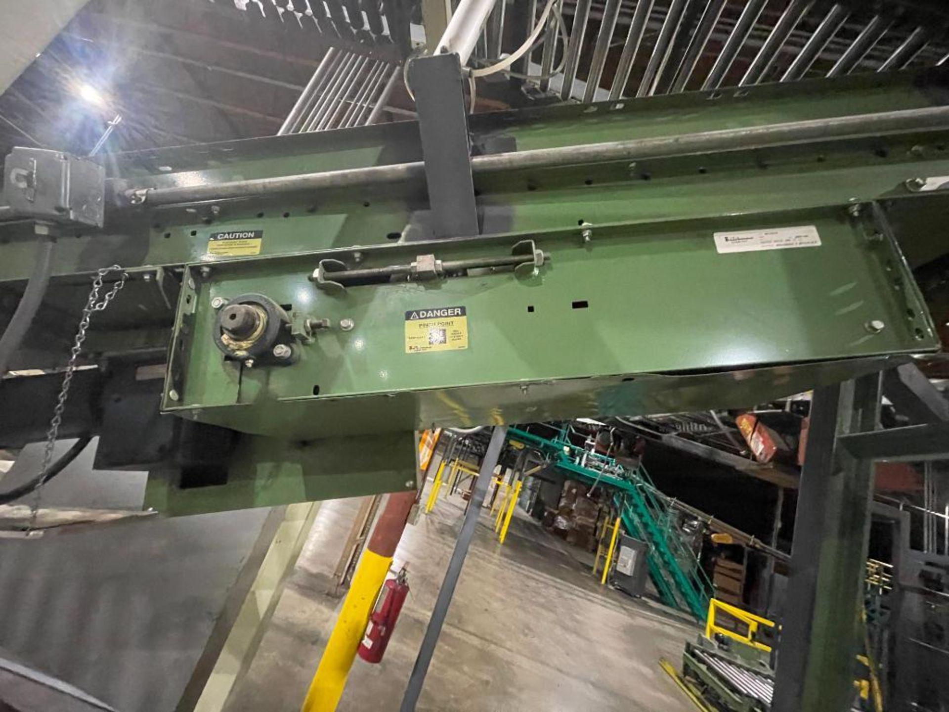 Buschman mild steel incline conveyor - Image 11 of 17