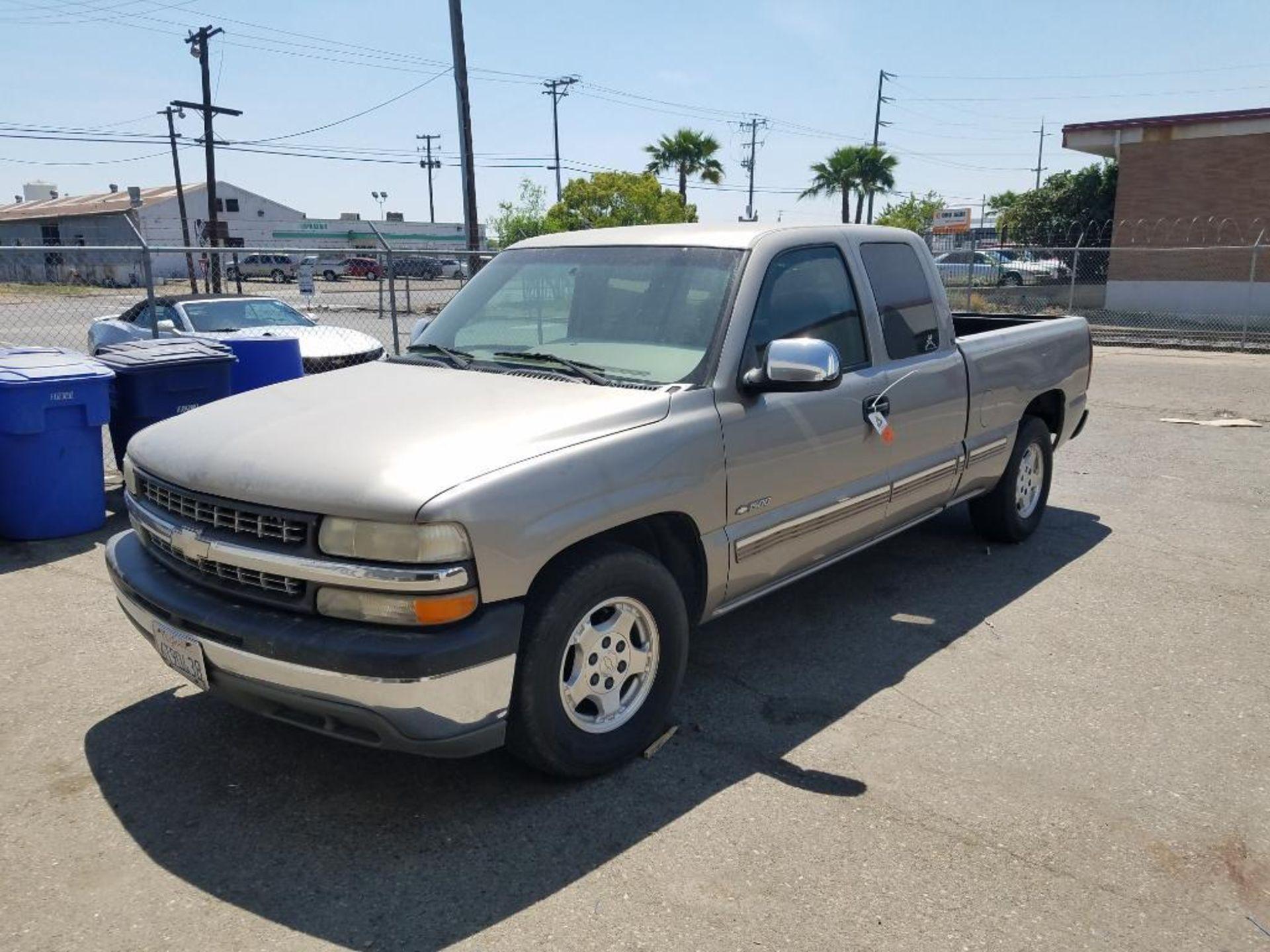 2000 Chevrolet Silverado 1500 LS - Image 18 of 27