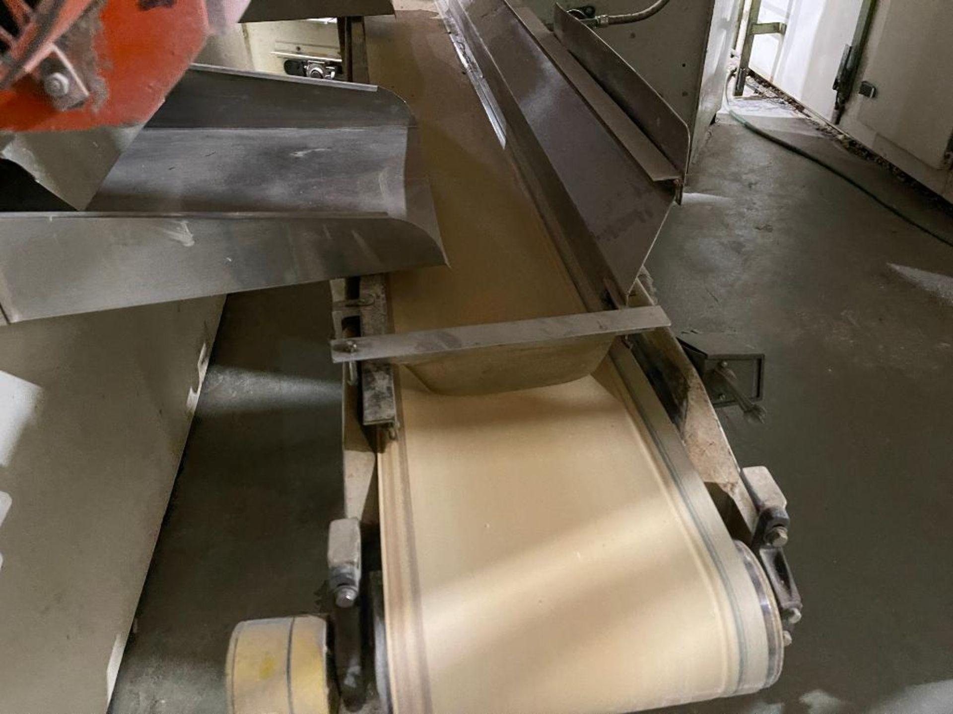 mild steel belt conveyor - Image 7 of 16