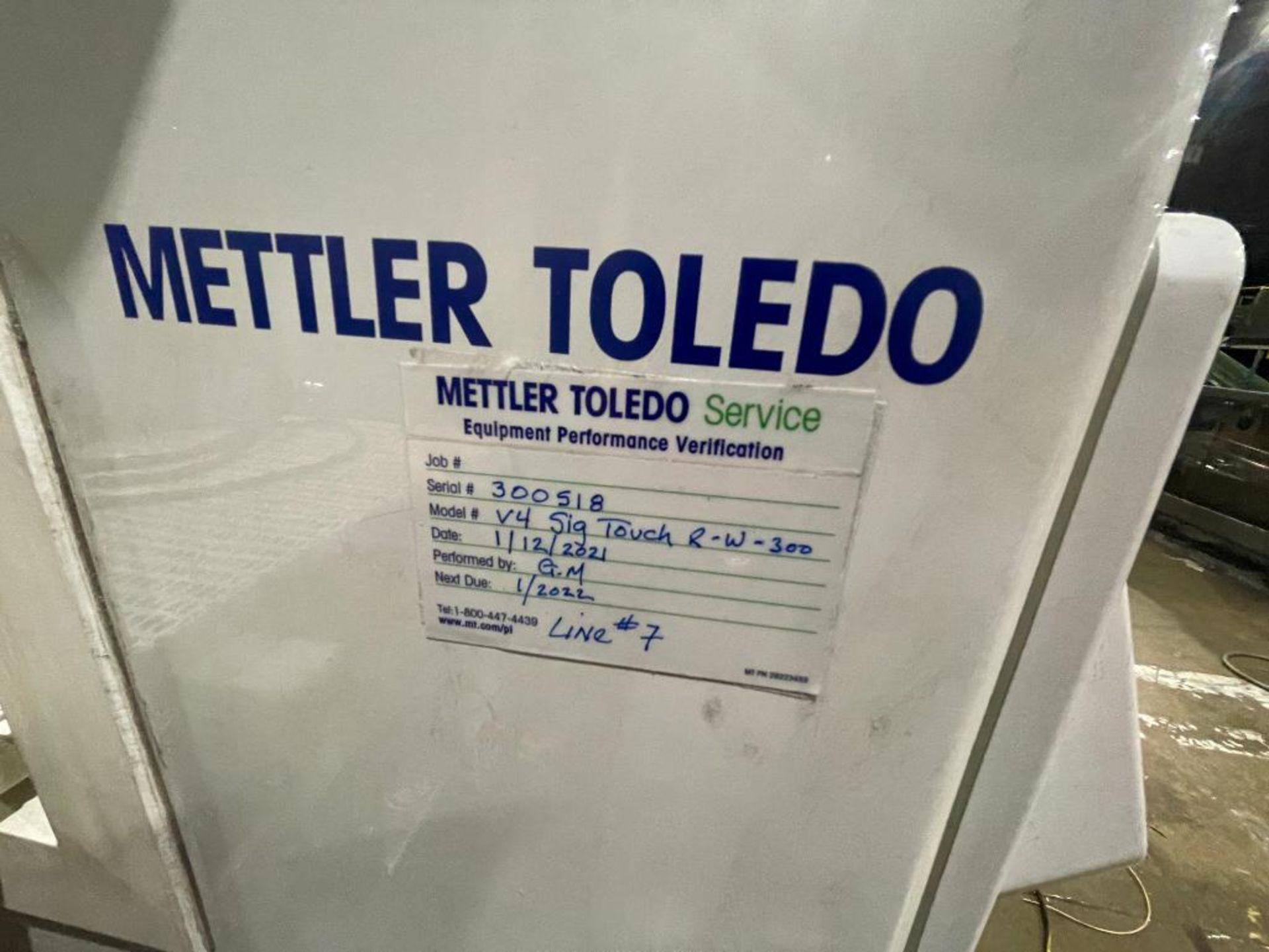 2016 Mettler Toledo metal detector, model SL1500 - Image 4 of 16