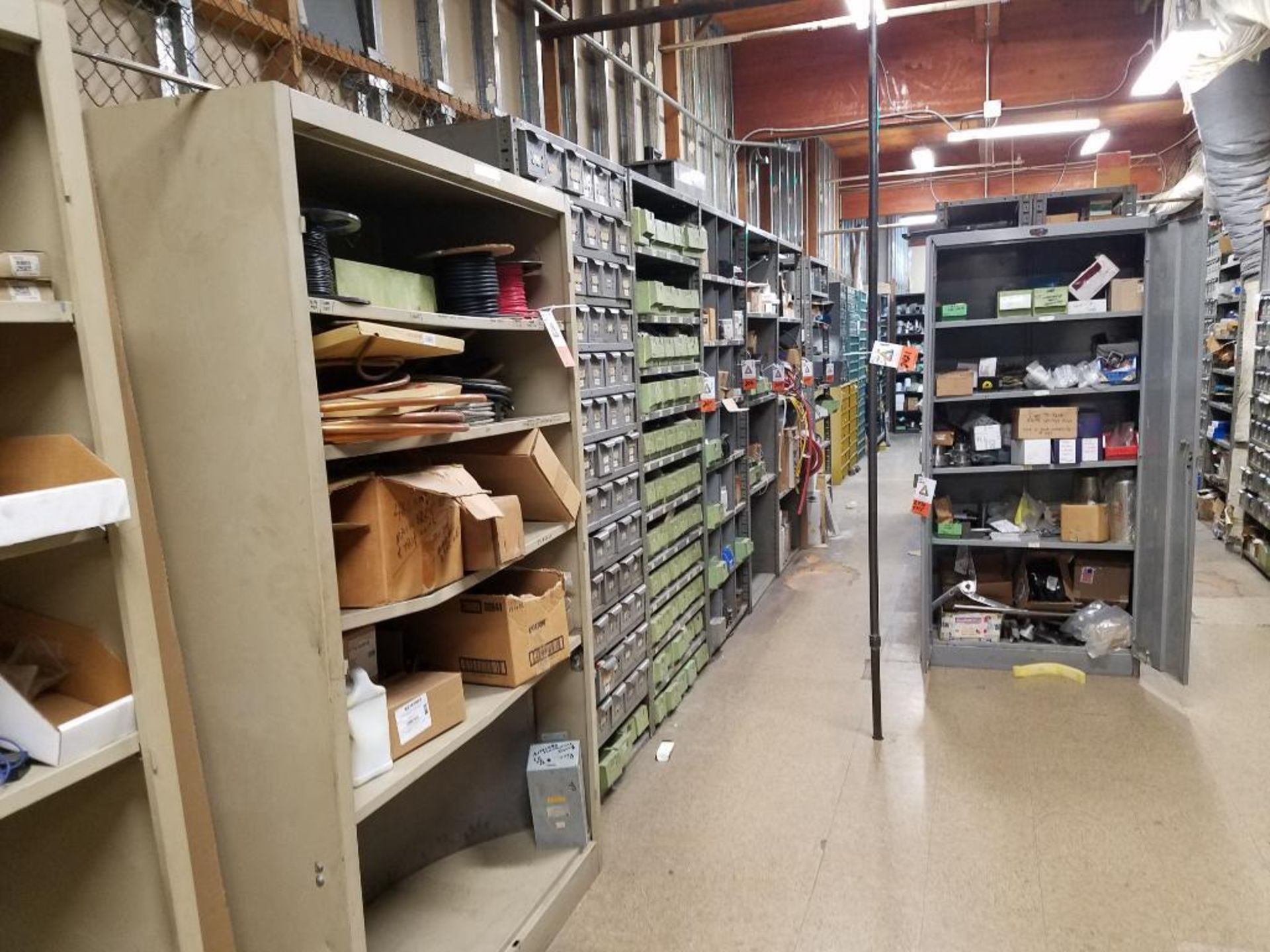 all shelving and storage units located in MRO room - Image 11 of 11