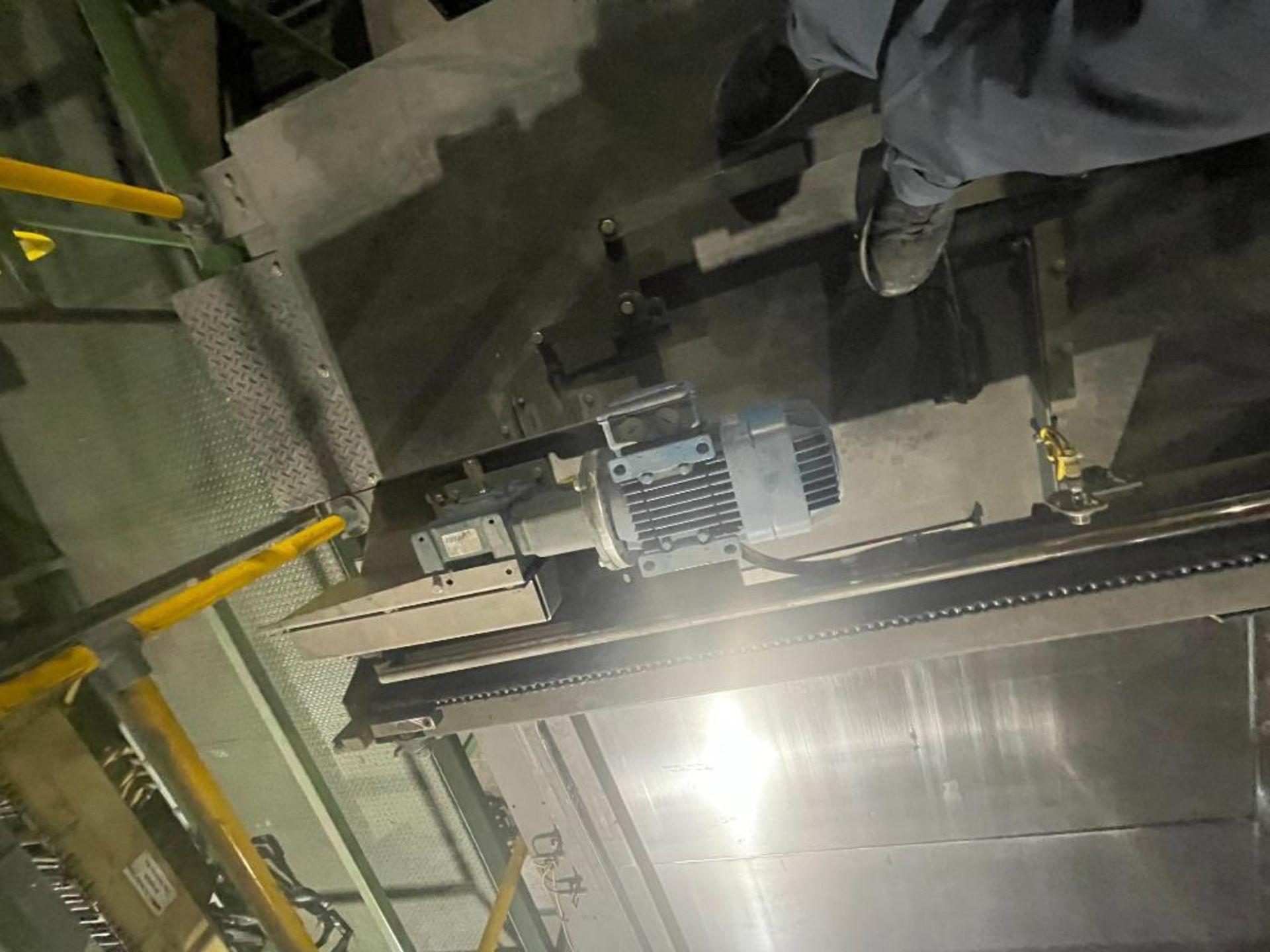 2008 Currie top to bottom palletizer, model PALLETIZER, sn 3348 - Image 22 of 28