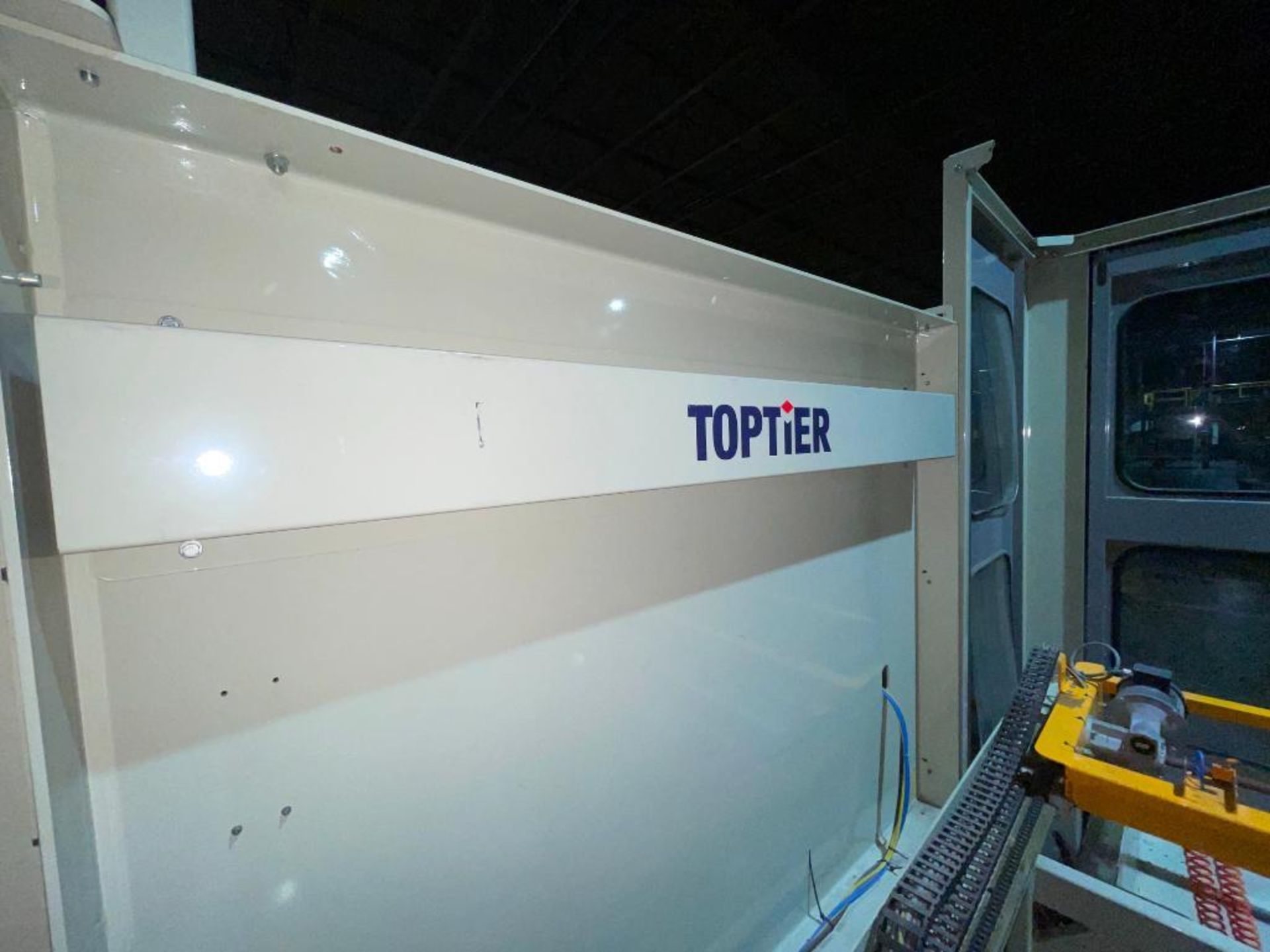 2013 TopTier downstacker, model DS with integrated TopTier pallet wrapper - Image 45 of 66