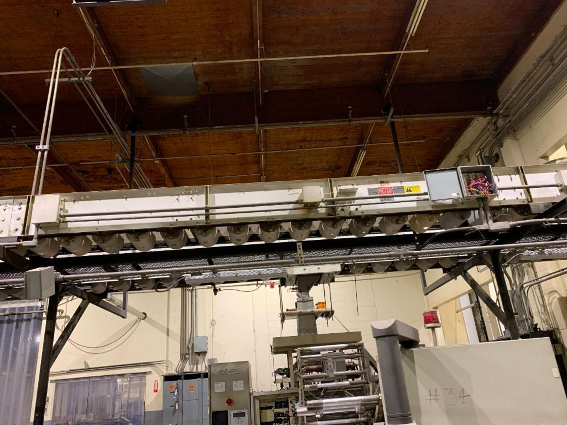 Meyer horizontal bucket conveyor, model PC-172-1213CC - Image 12 of 18