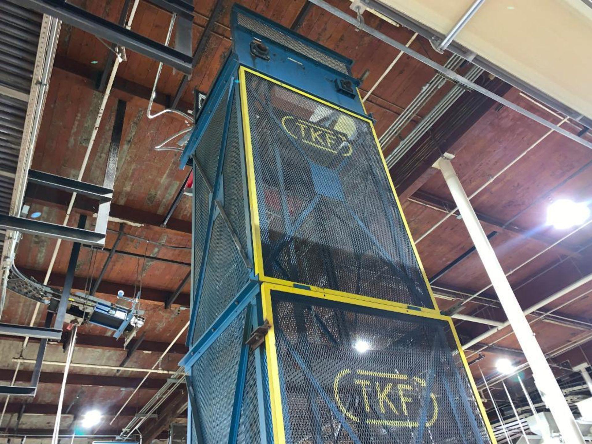 TKF vertical case elevator parts - Image 13 of 13