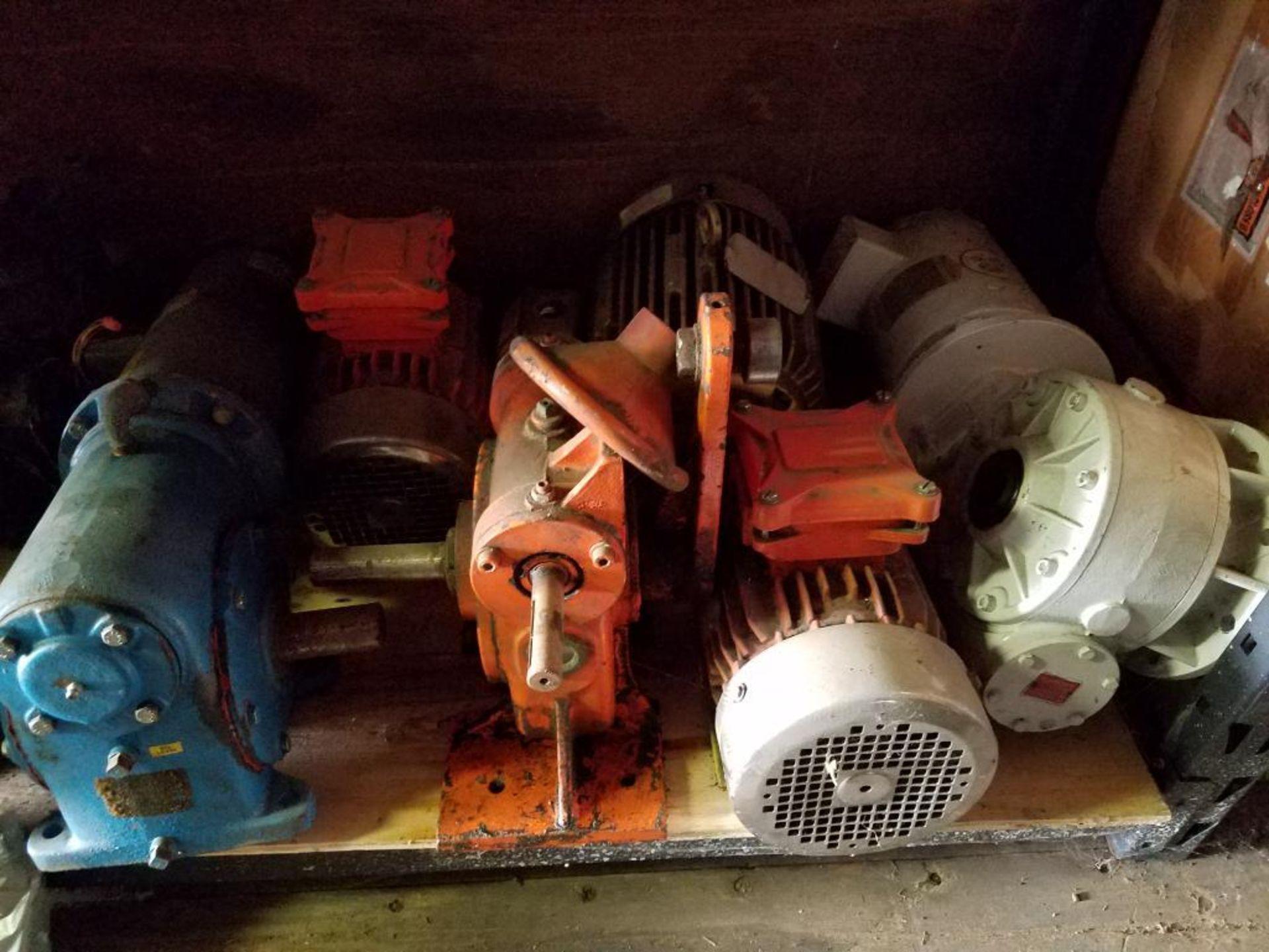 various motors and drives - Image 4 of 4