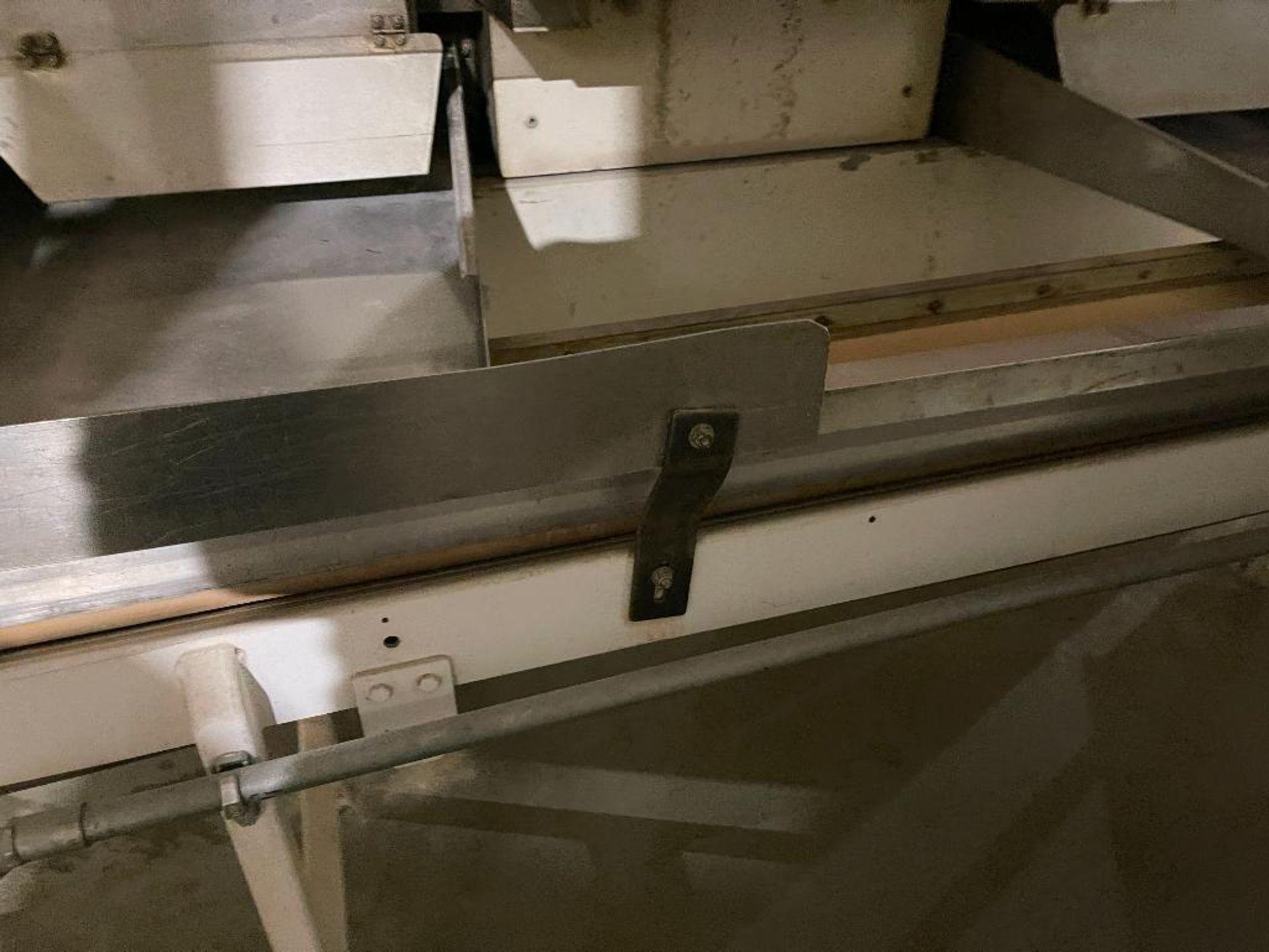 mild steel belt conveyor - Image 9 of 16