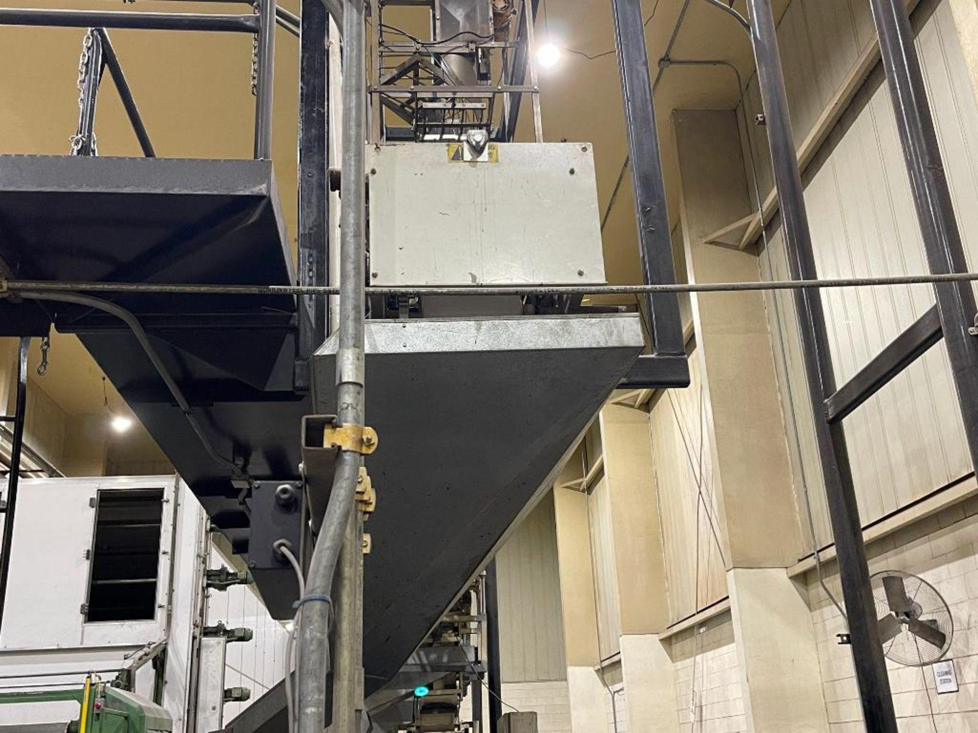 Meyer horizontal bucket elevator, model PQ-172-12-BCS - Image 19 of 19