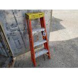Werner 4 ft. a-frame ladder