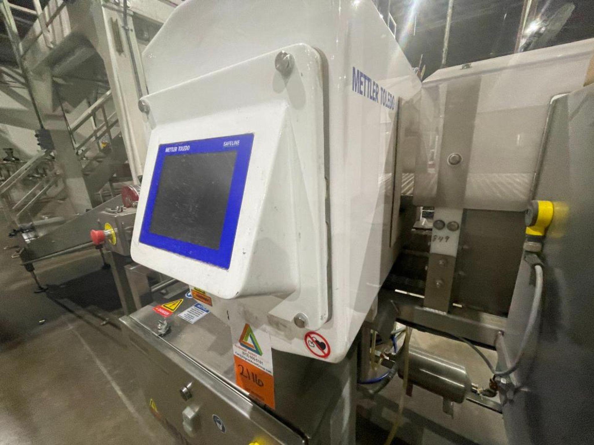 2016 Mettler Toledo metal detector, model SL1500 - Image 8 of 15