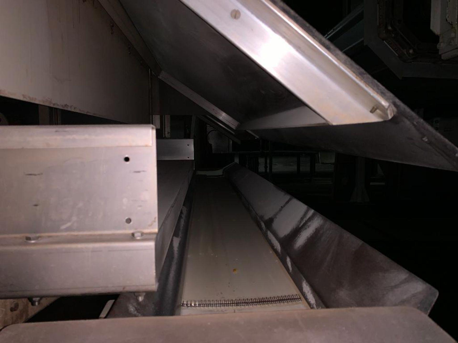 mild steel belt conveyor - Image 4 of 9