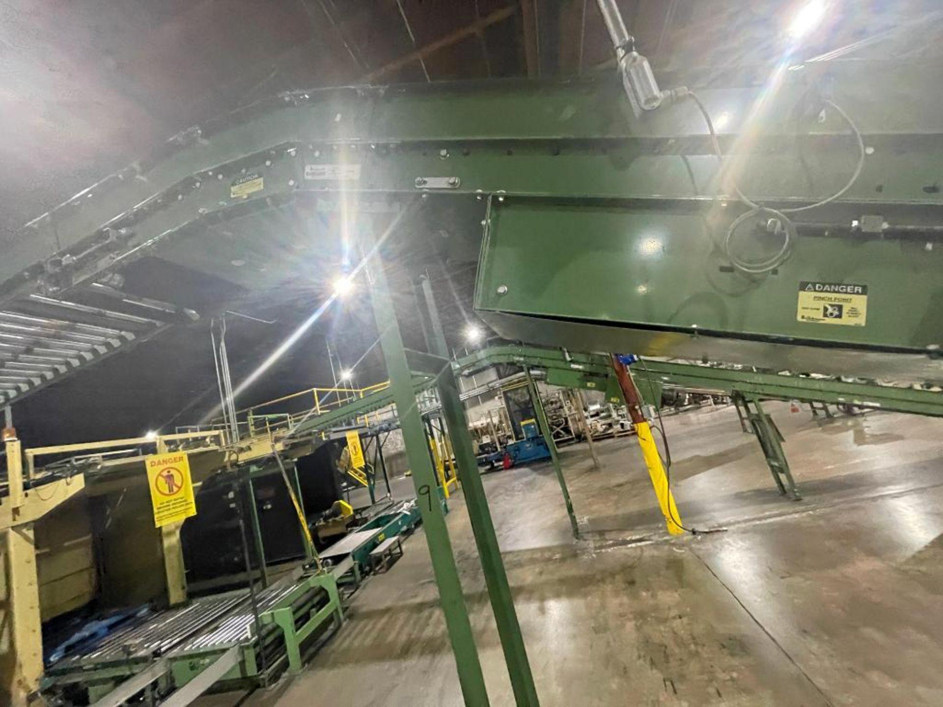 mild steel incline conveyor - Image 4 of 5