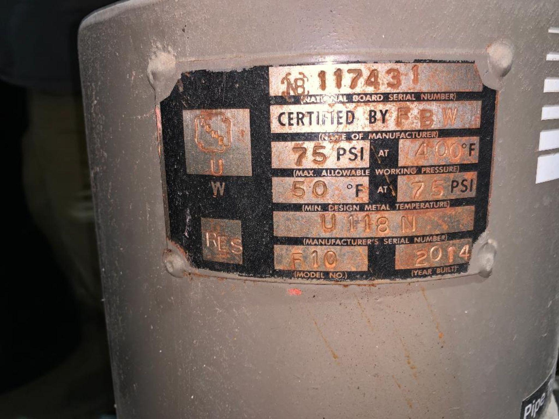 2014 Fulton steam boiler - Image 12 of 23