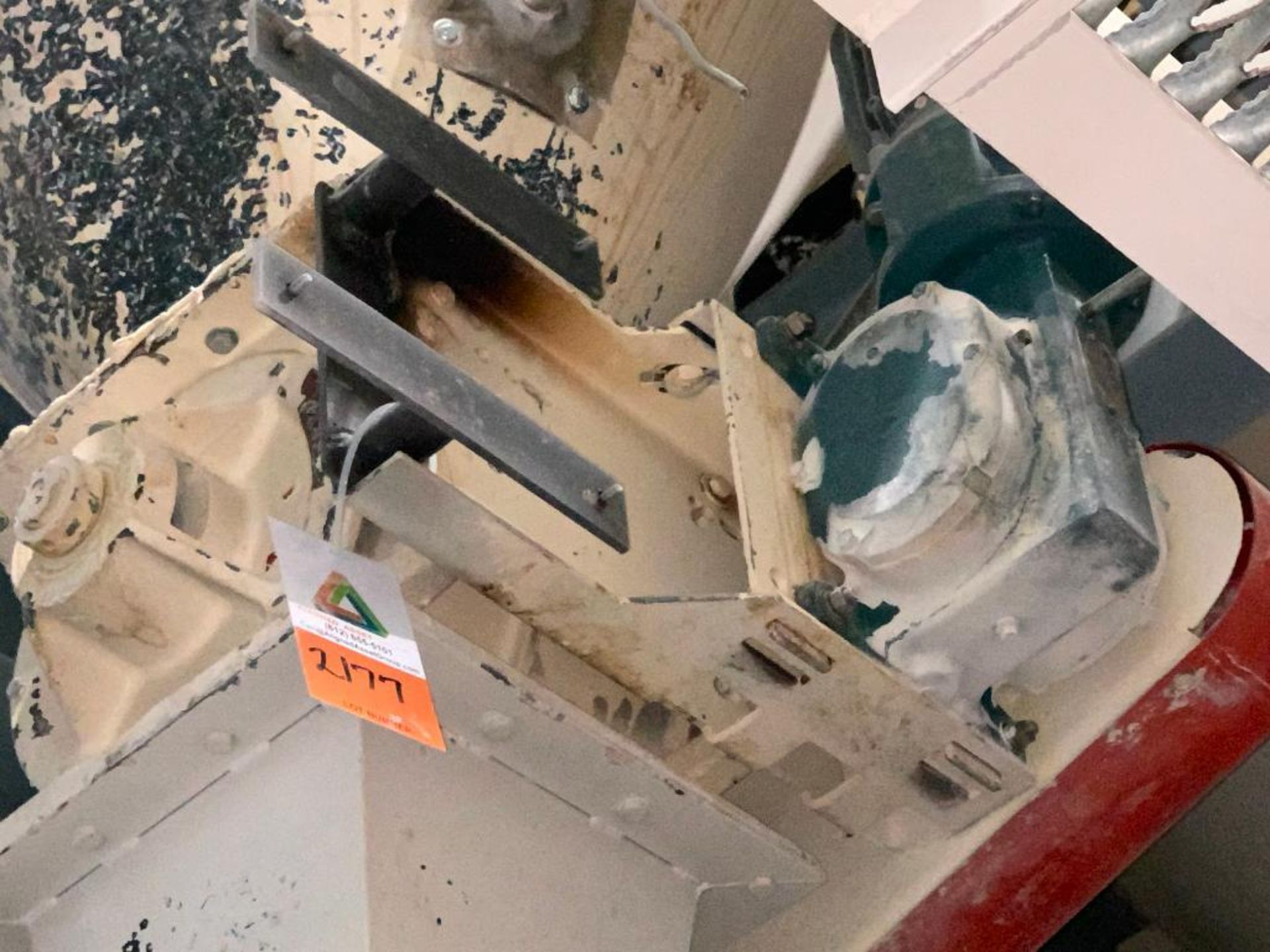 MAC 12 in. mild steel rotary lock - Image 2 of 7