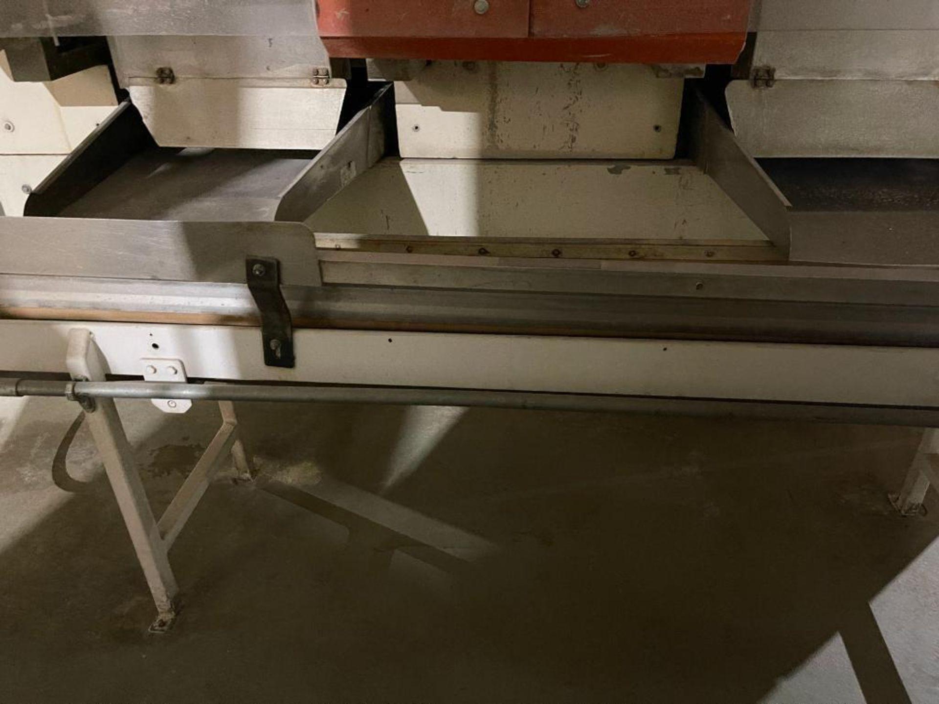 mild steel belt conveyor - Image 2 of 16