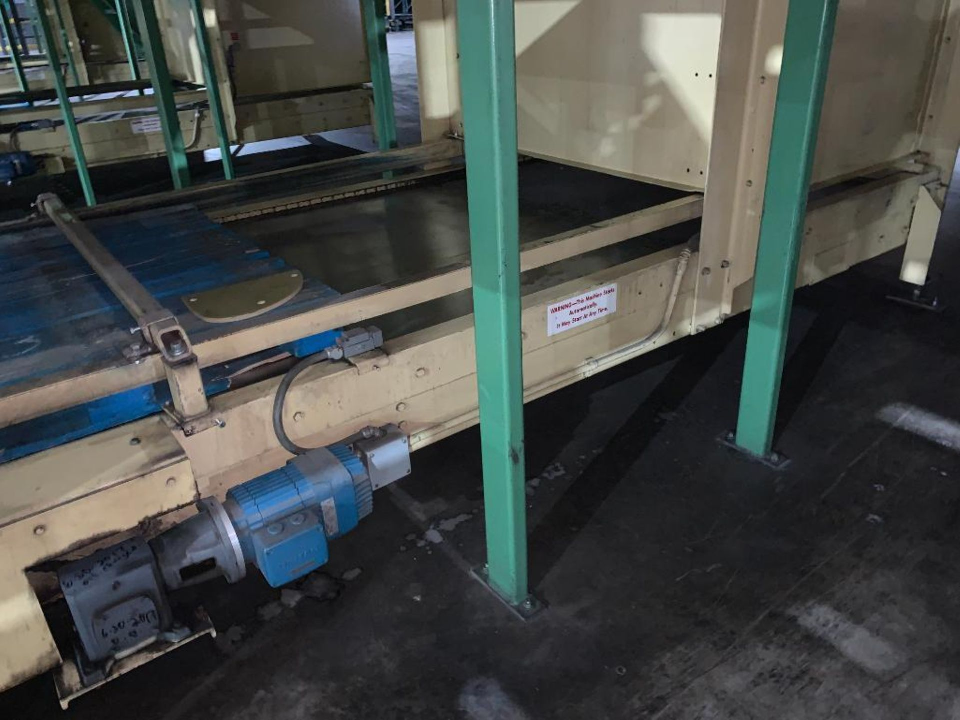 1992 Currie top to bottom palletizer, machine number LSP-5-1175 - Image 21 of 54