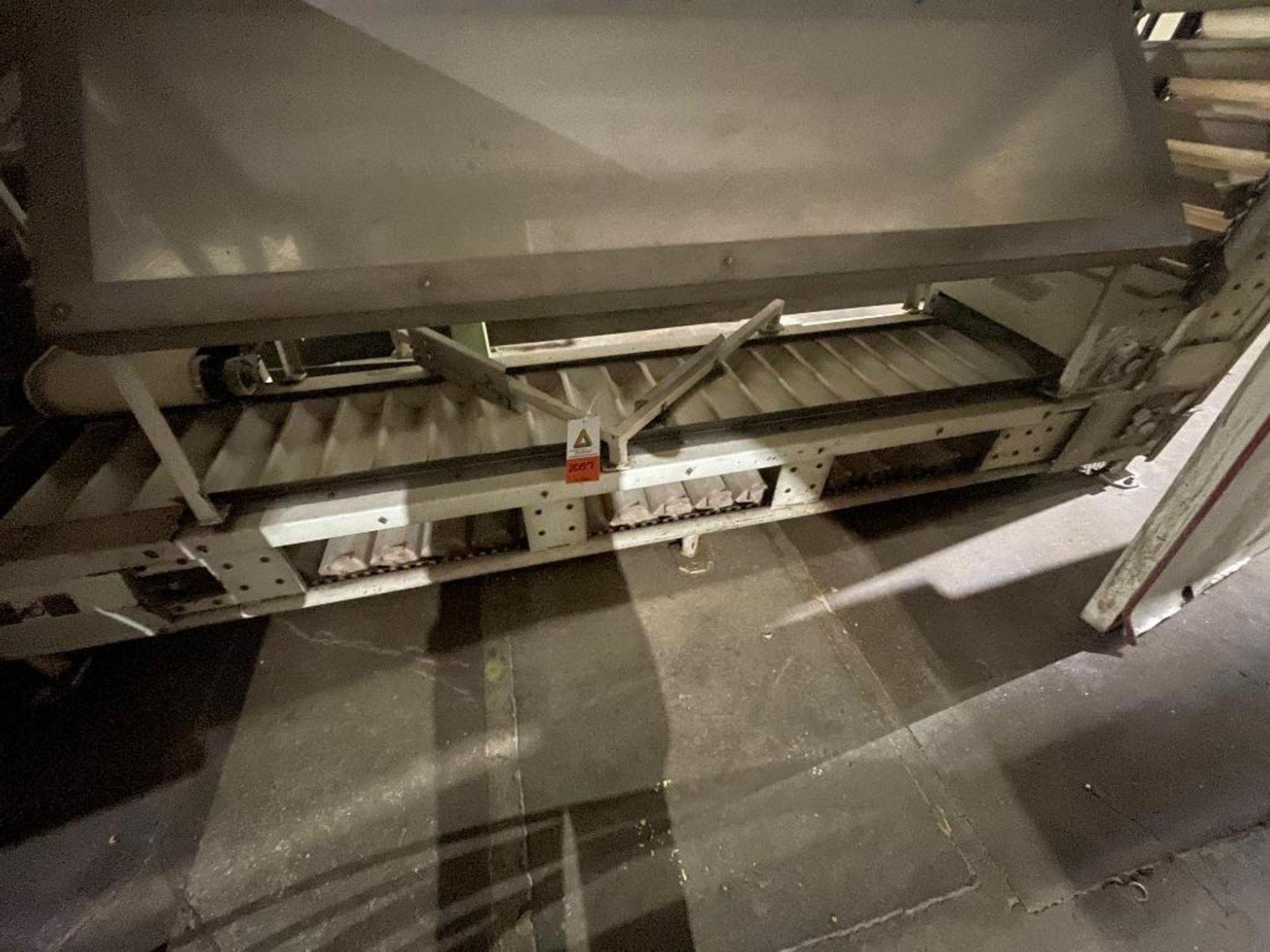 Aseeco overlapping bucket elevator - Image 2 of 14