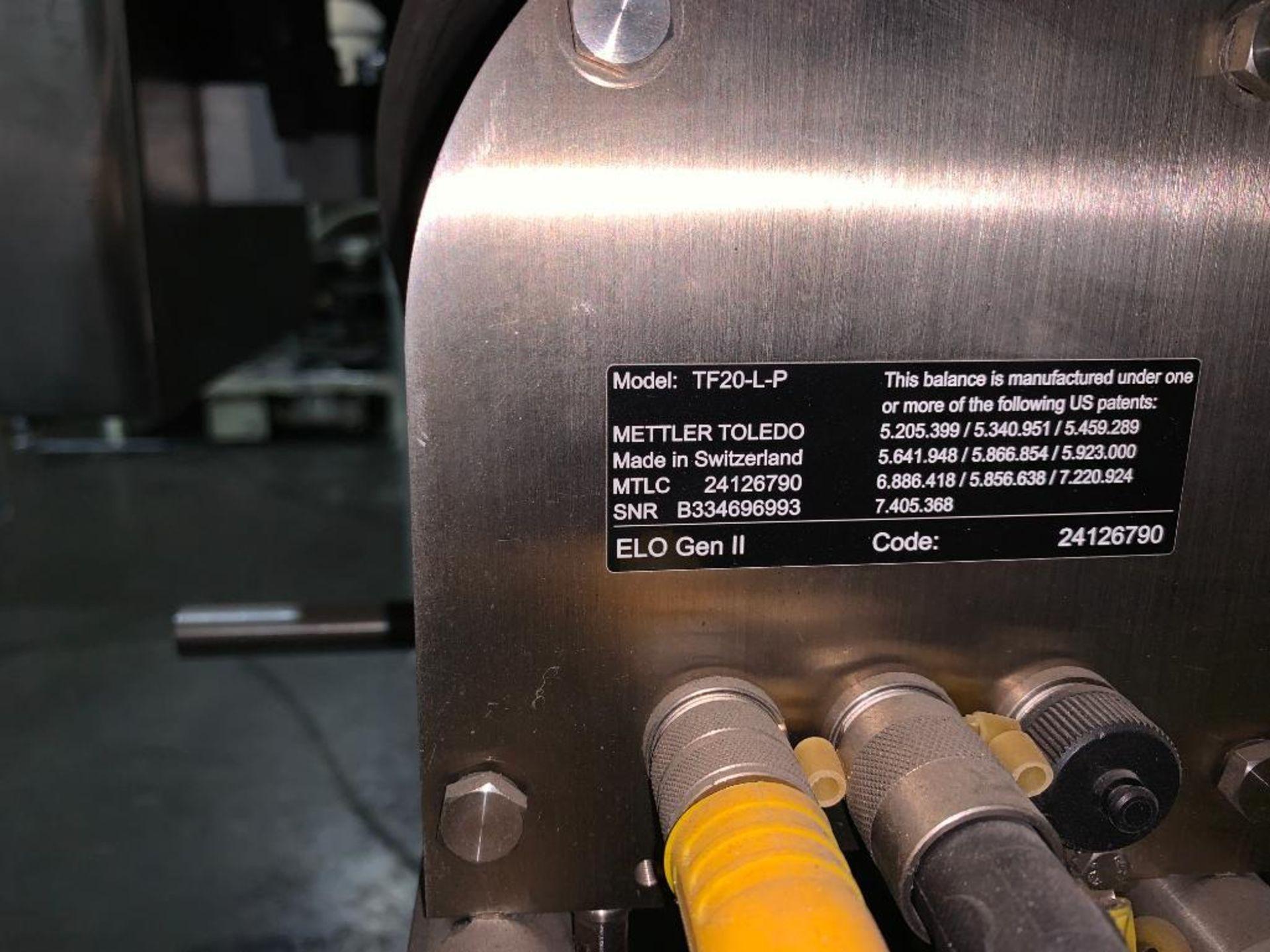 Mettler Toledo CombiChecker combination metal detector and checkweigher, model XE3 - Image 13 of 25