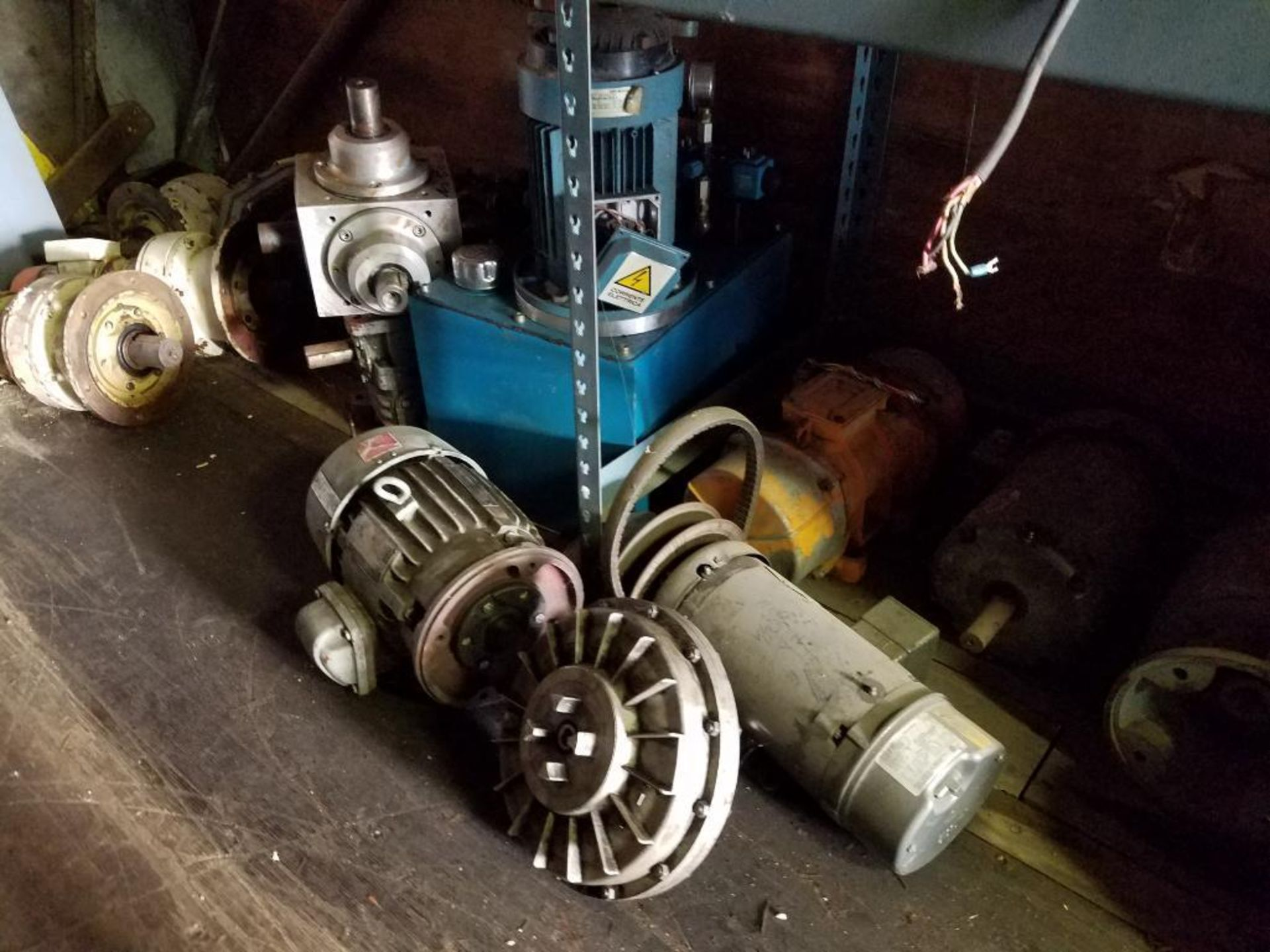 various motors and drives - Image 2 of 10