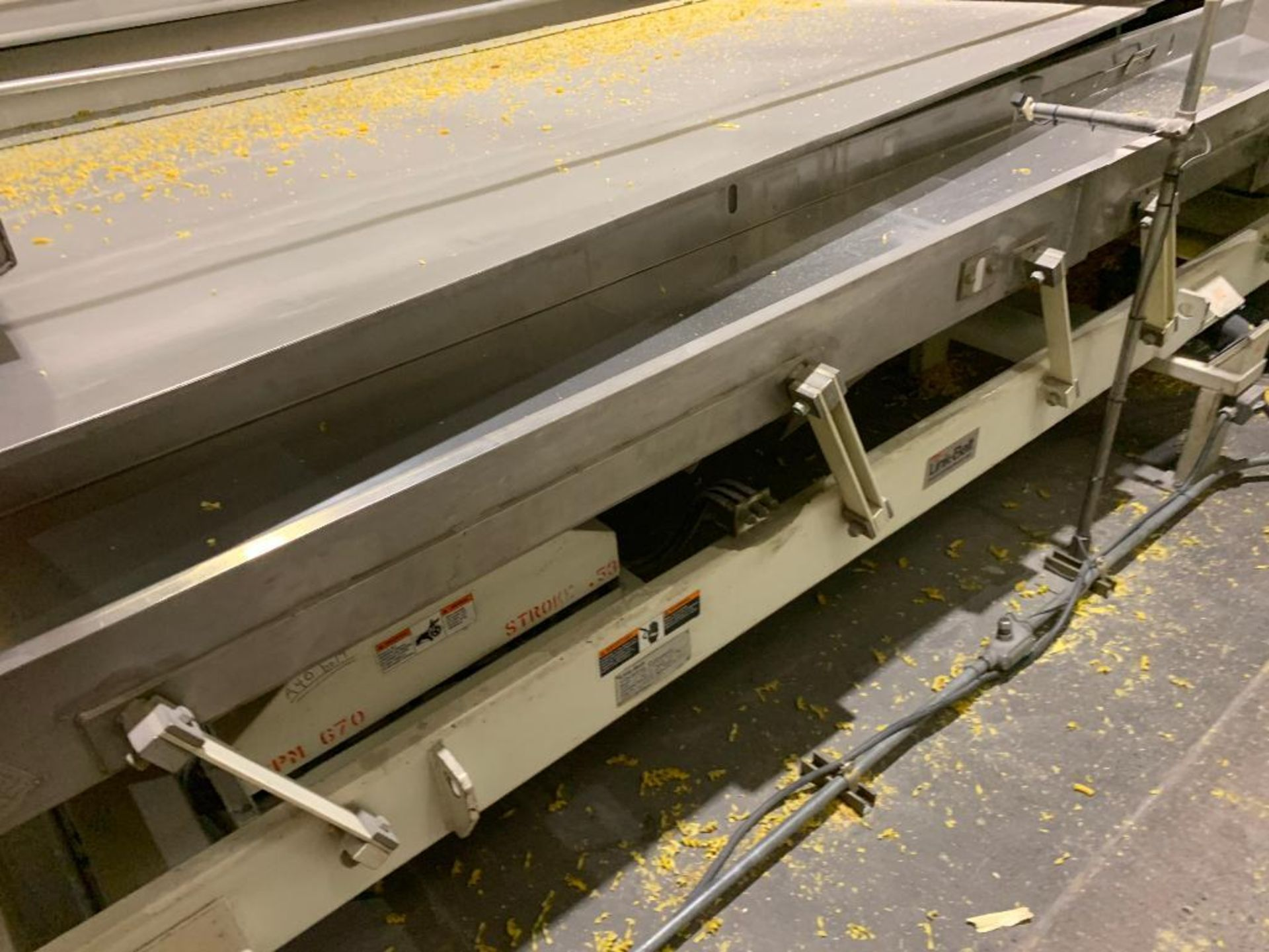 Link Belt vibratory conveyor - Image 4 of 5