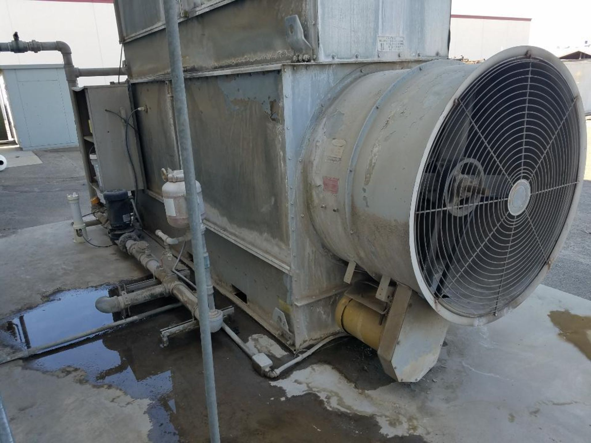 BAC falling film water chiller - Image 7 of 8