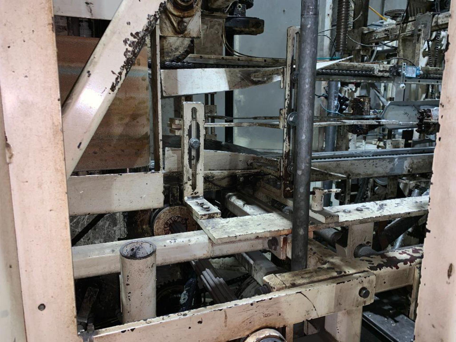 Salwasser case erector and case packer, model L41 - Image 23 of 45