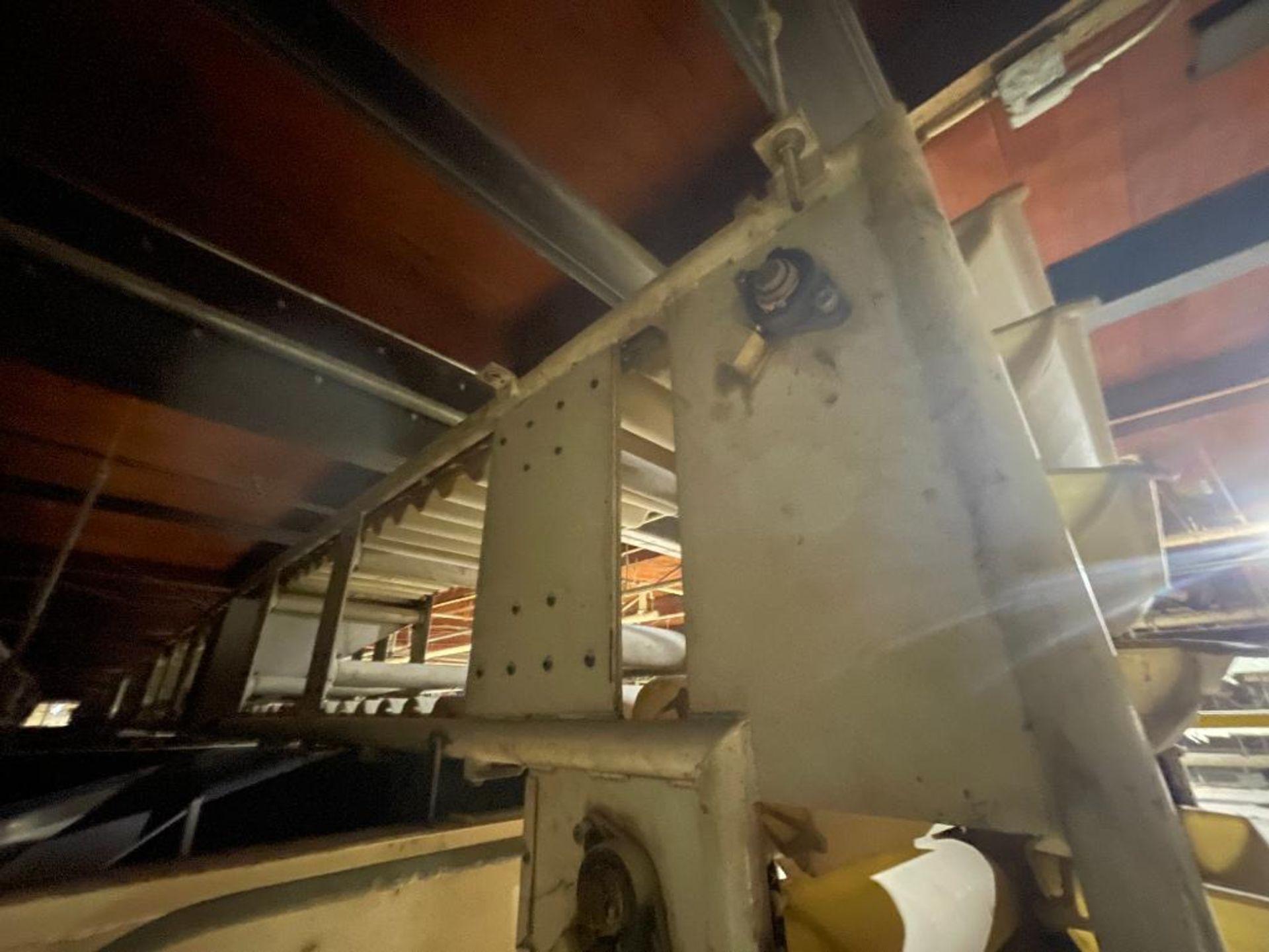 Aseeco horizontal overlapping bucket elevator - Image 12 of 13
