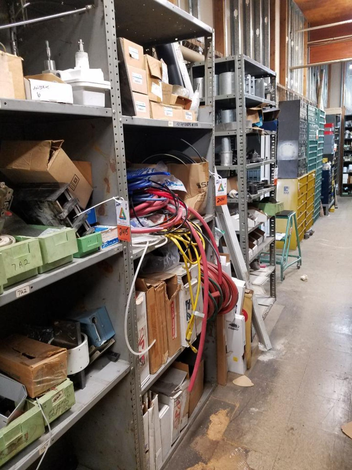 various conveyor belting and replacement parts
