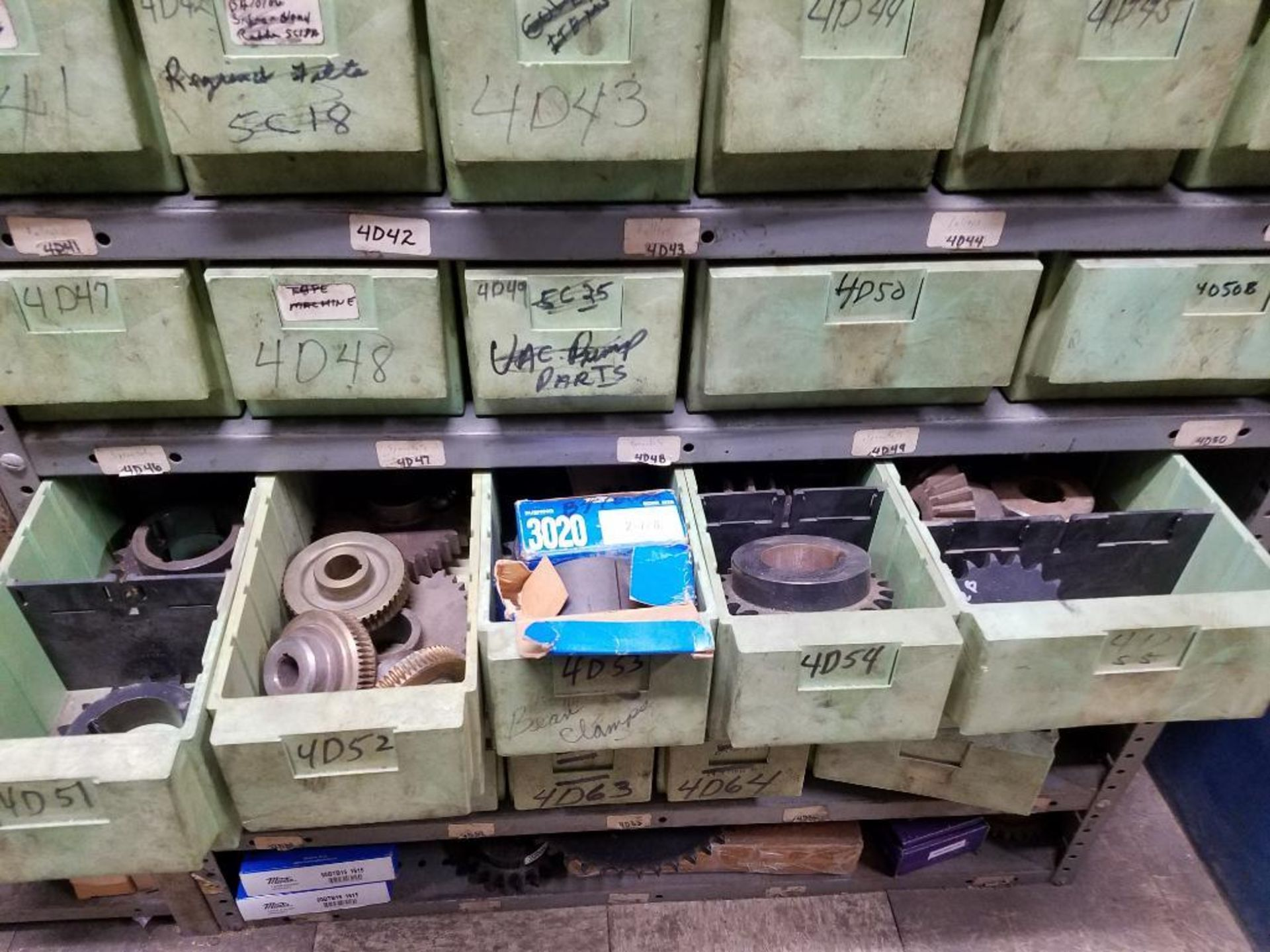 bushings, sheaves, links, chain, couplers, sprockets, and pulleys - Image 5 of 24