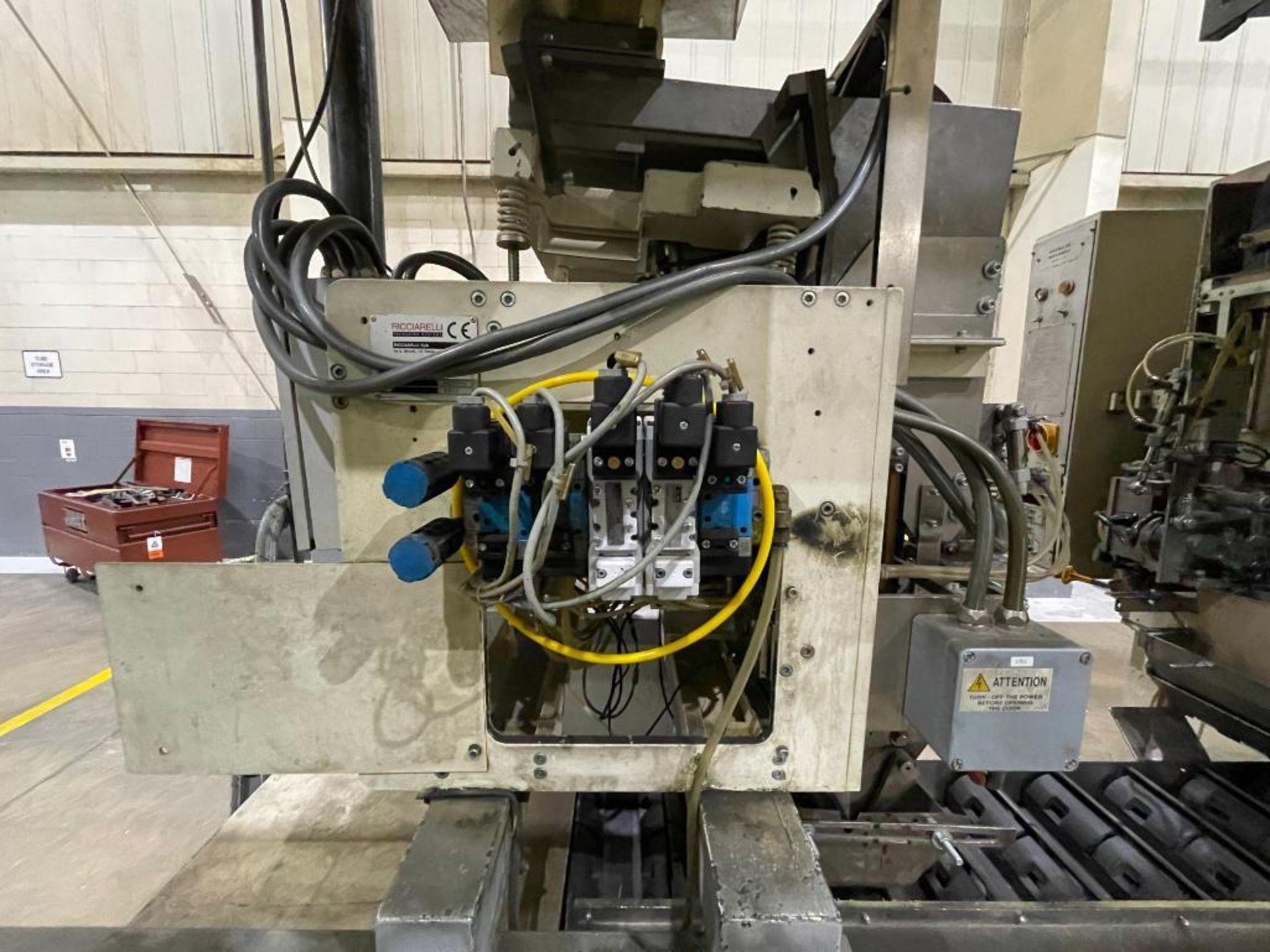 Hayes Machine Co. long goods cartoner, model 51BB - Image 35 of 64