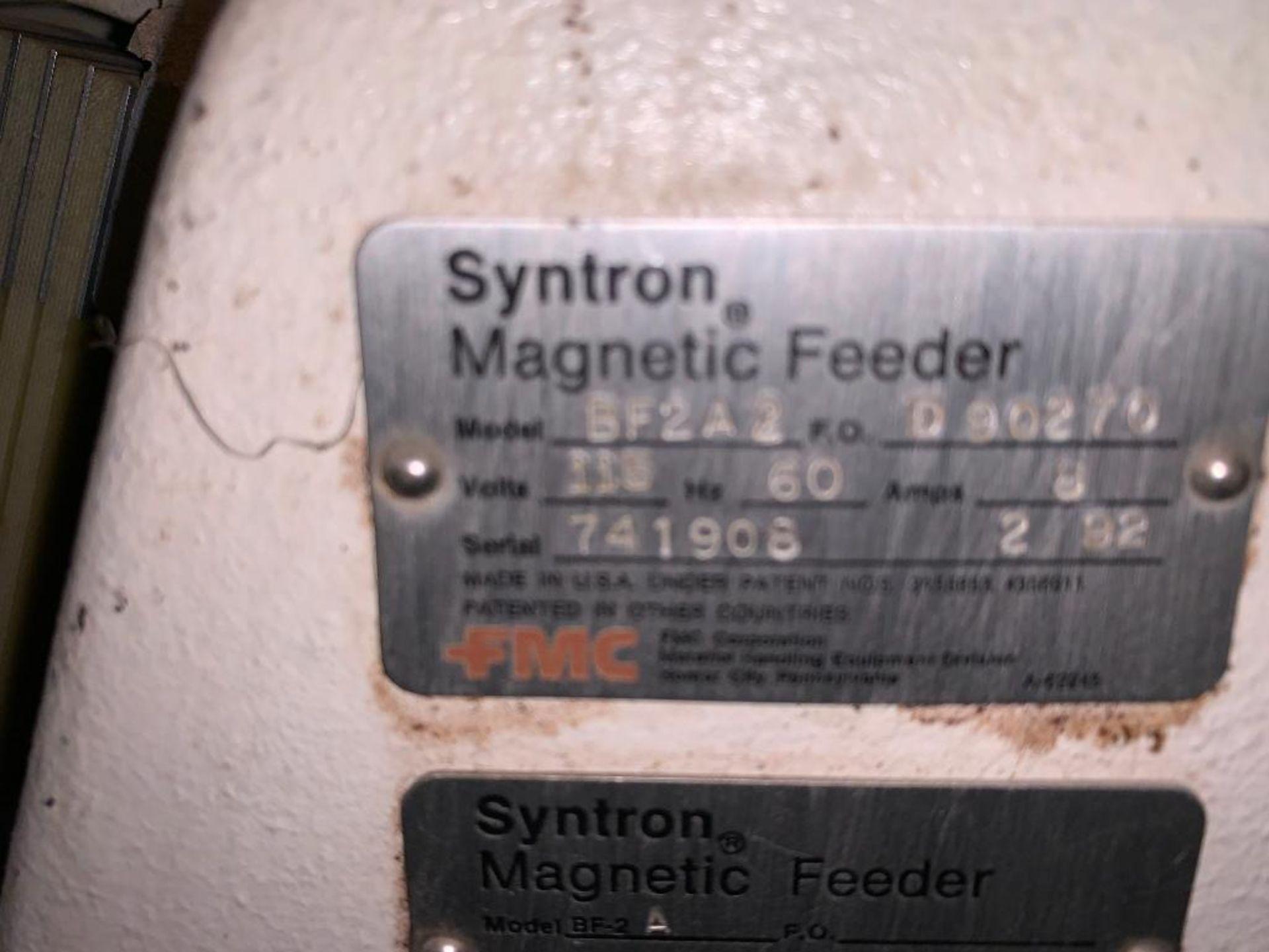 Aseeco mild steel cone bottom bulk storage bin - Image 21 of 27