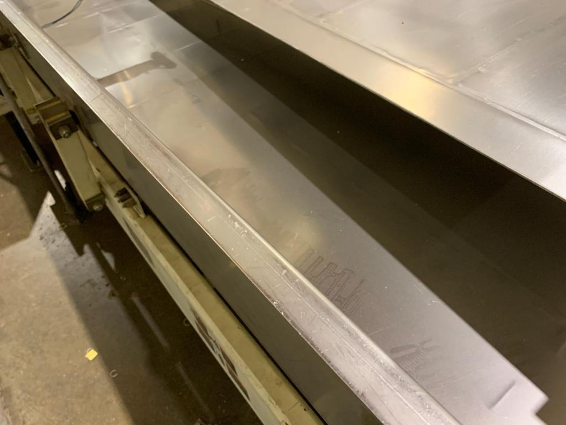 1992 Link-Belt vibratory conveyor, model LBL2405-10X12-10 - Image 3 of 34