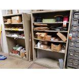 various replacement parts, cables, sensors, belts, clamps