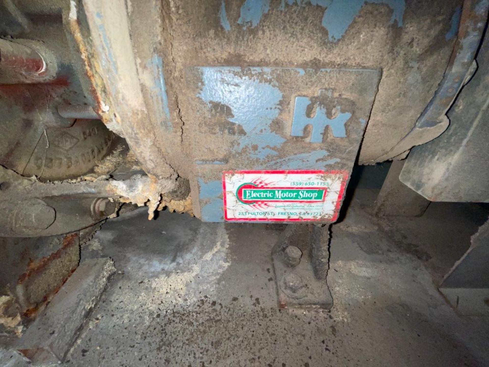 Ingersoll Dresser high temperature water pump - Image 3 of 9