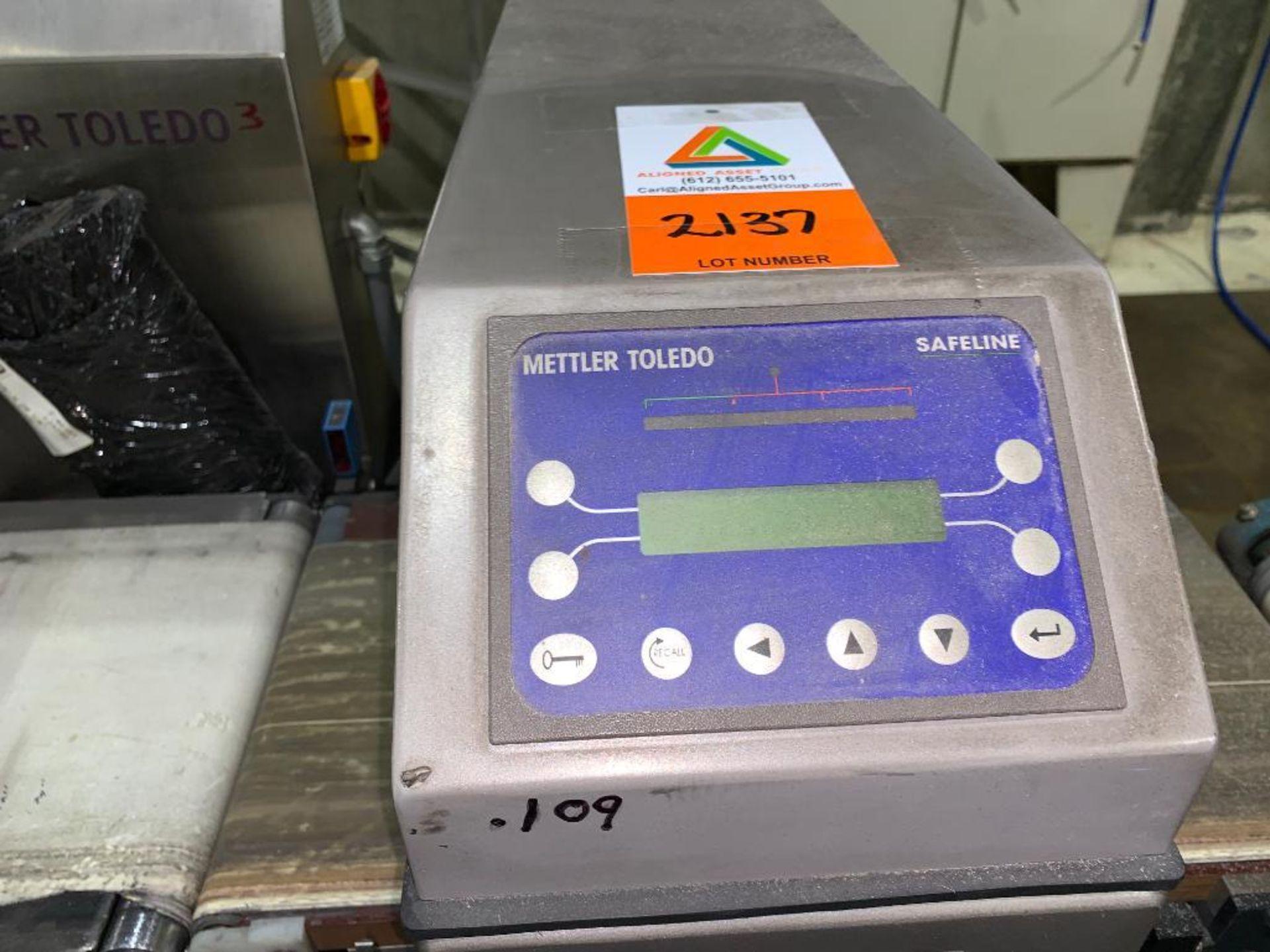 Mettler Toledo CombiChecker combination metal detector and checkweigher, model XE3 - Image 17 of 25