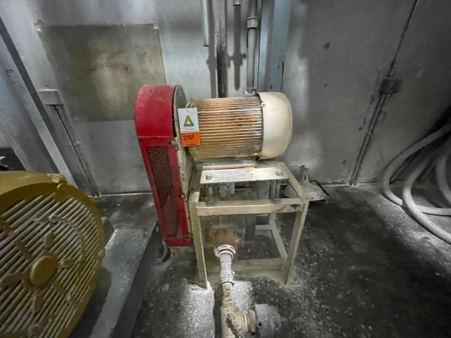 Gardner Denver Duroflow rotary positive blower - Image 7 of 14