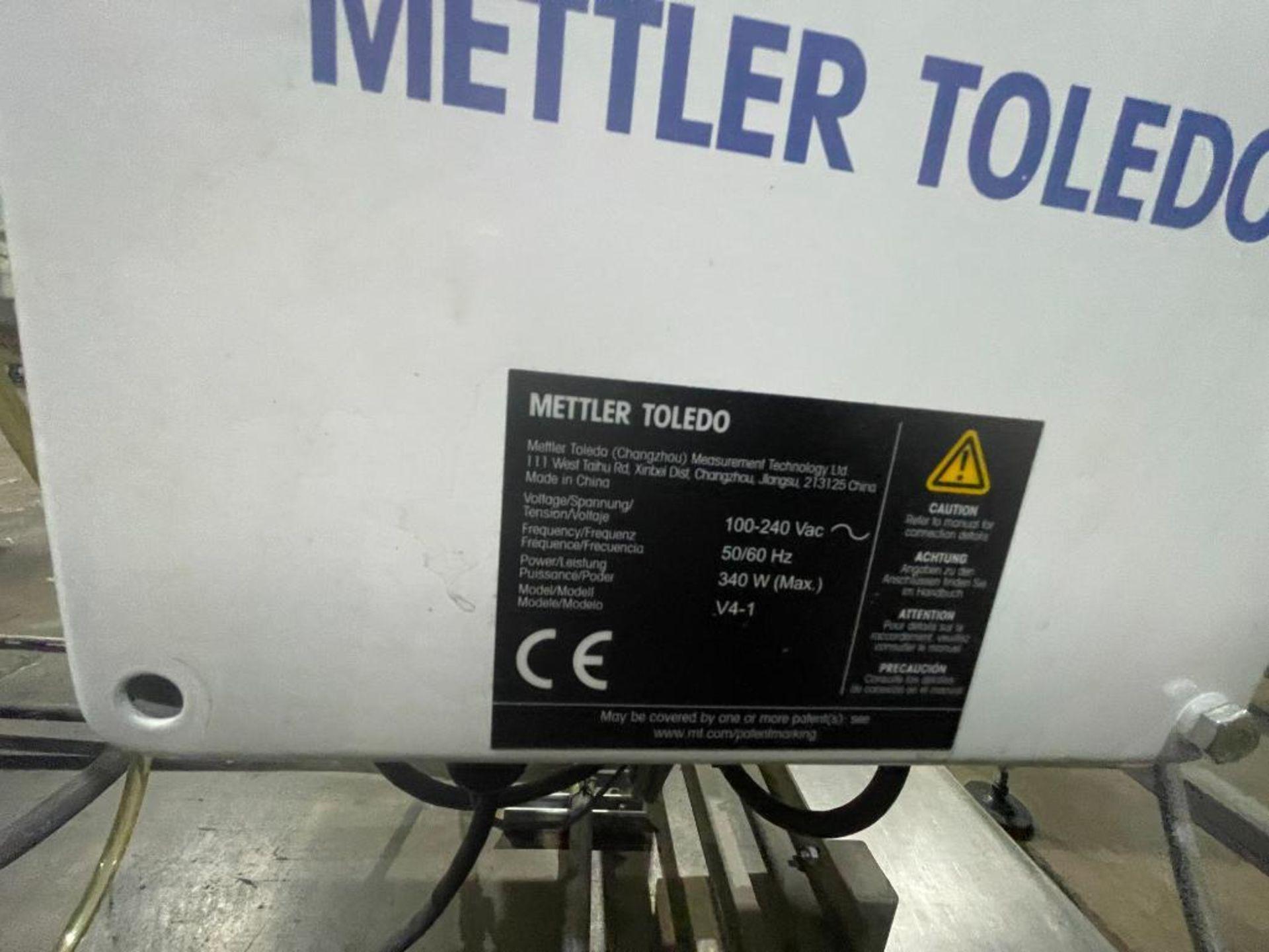 2016 Mettler Toledo metal detector, model SL1500 - Image 9 of 12