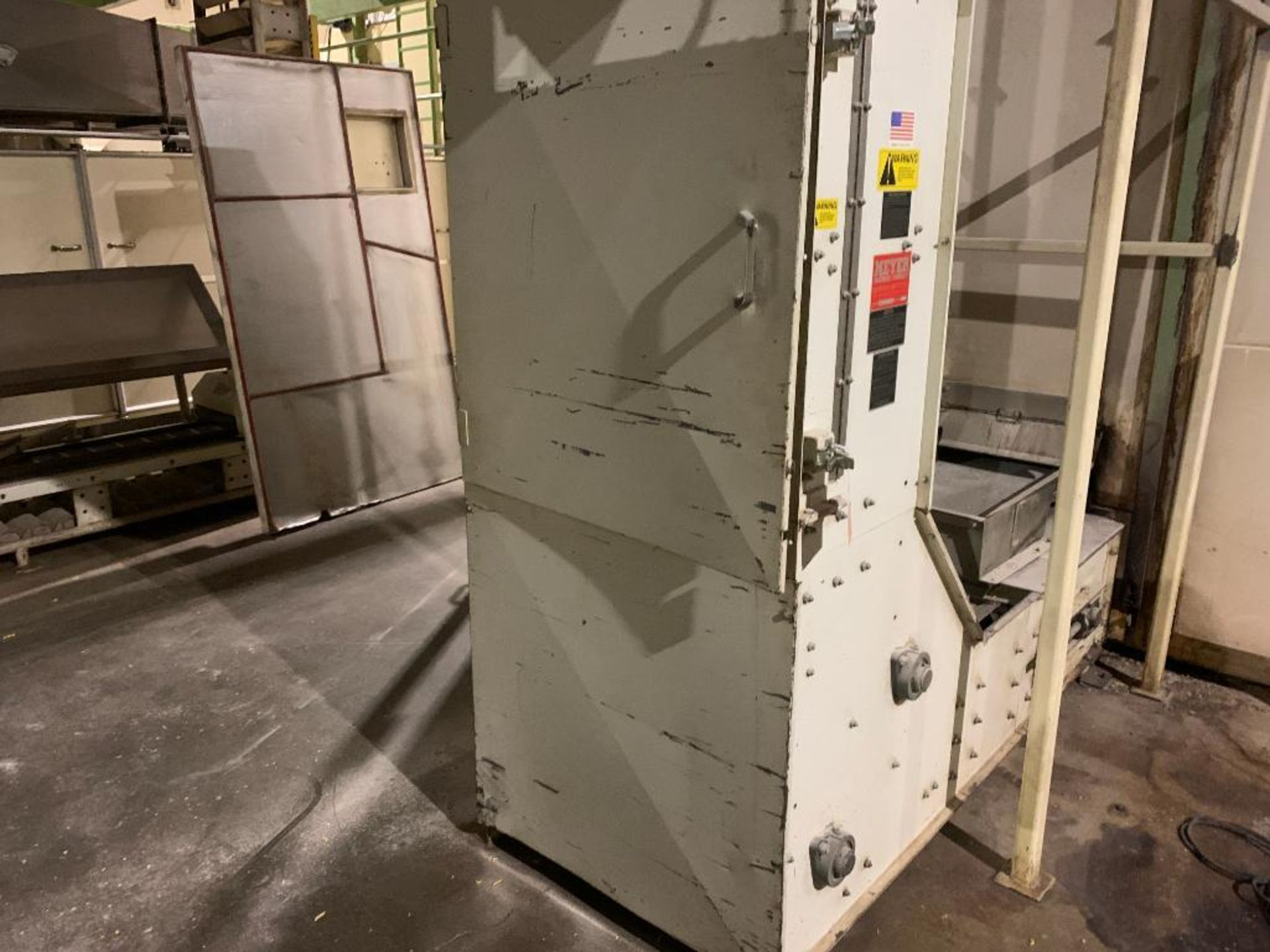 Meyer overlapping bucket elevator, model PA462-24-S - Image 16 of 17