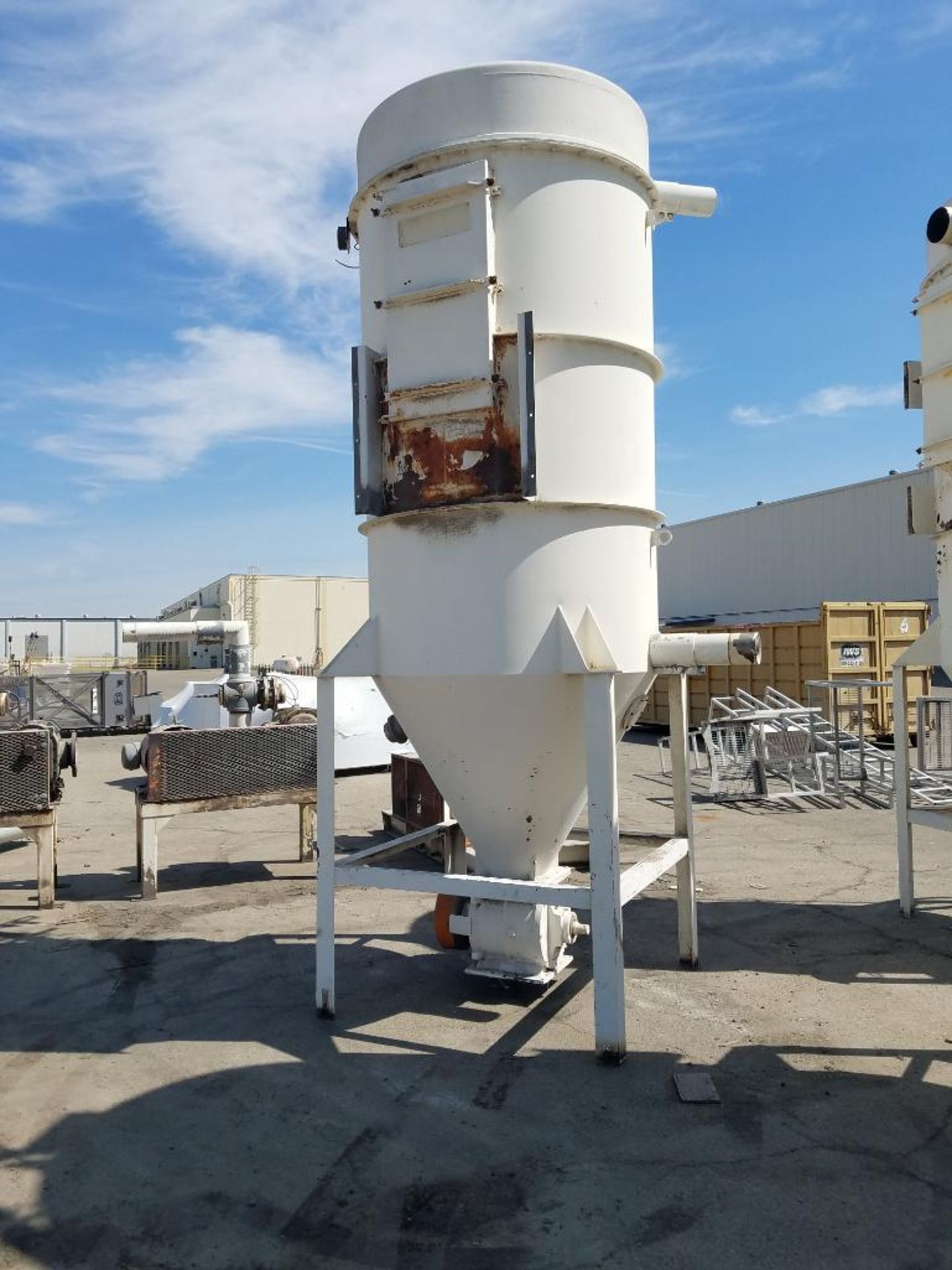 mild steel baghouse - Image 2 of 5