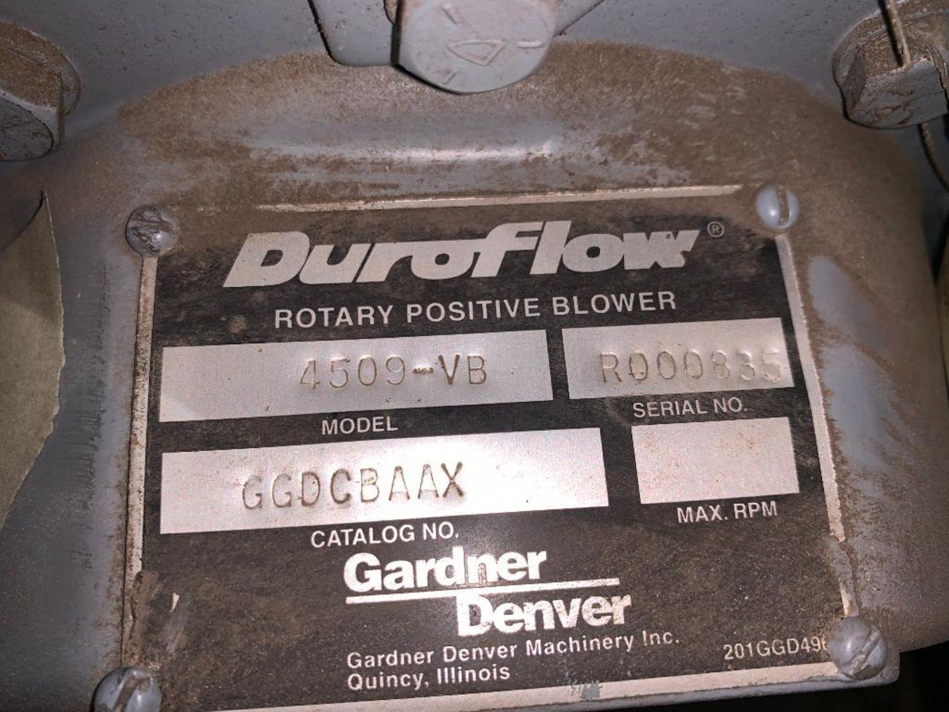 Gardner Denver Duroflow blower - Image 2 of 3