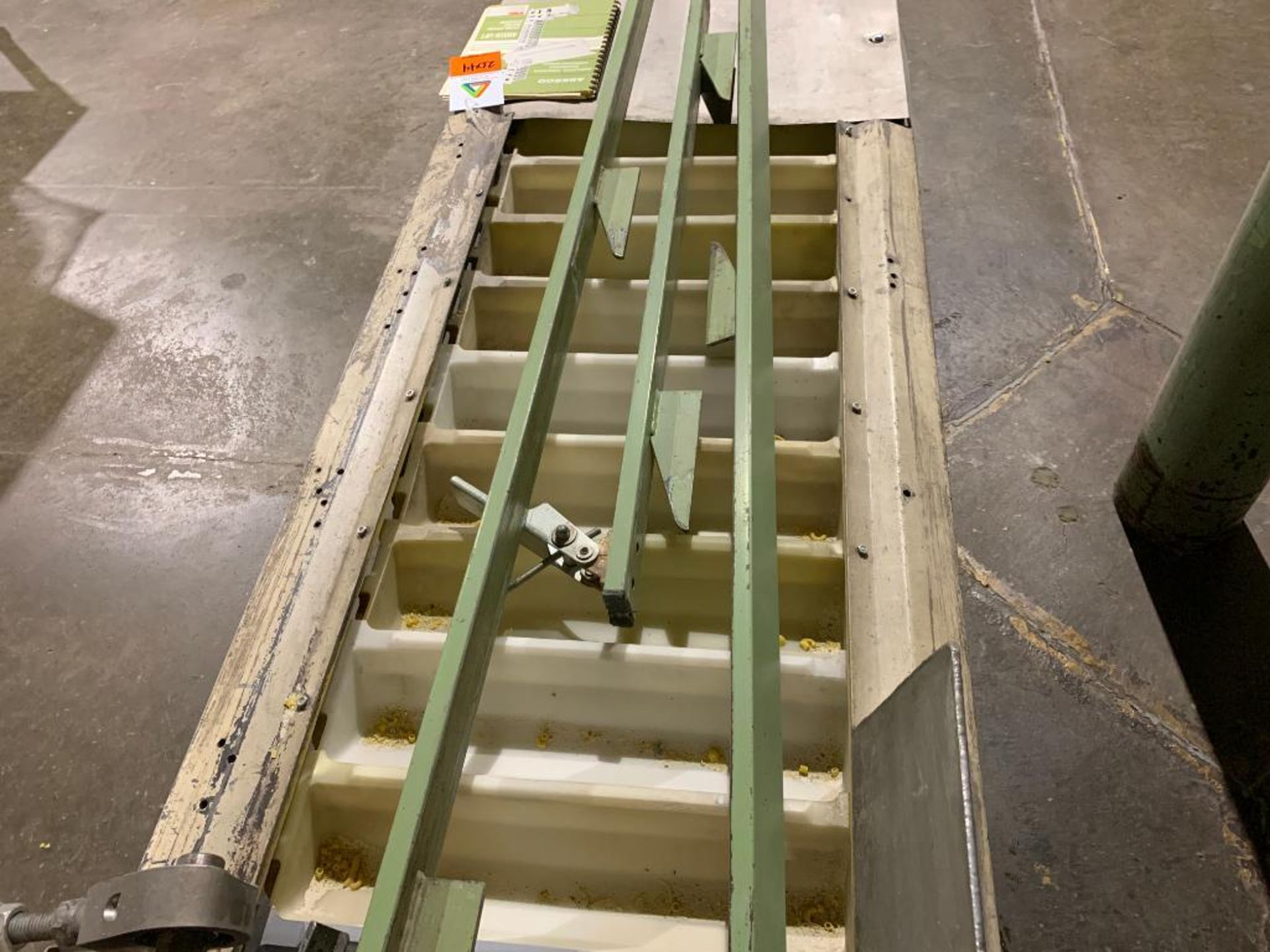 Aseeco overlapping bucket elevator, model ALS-0-18-CP - Image 8 of 12