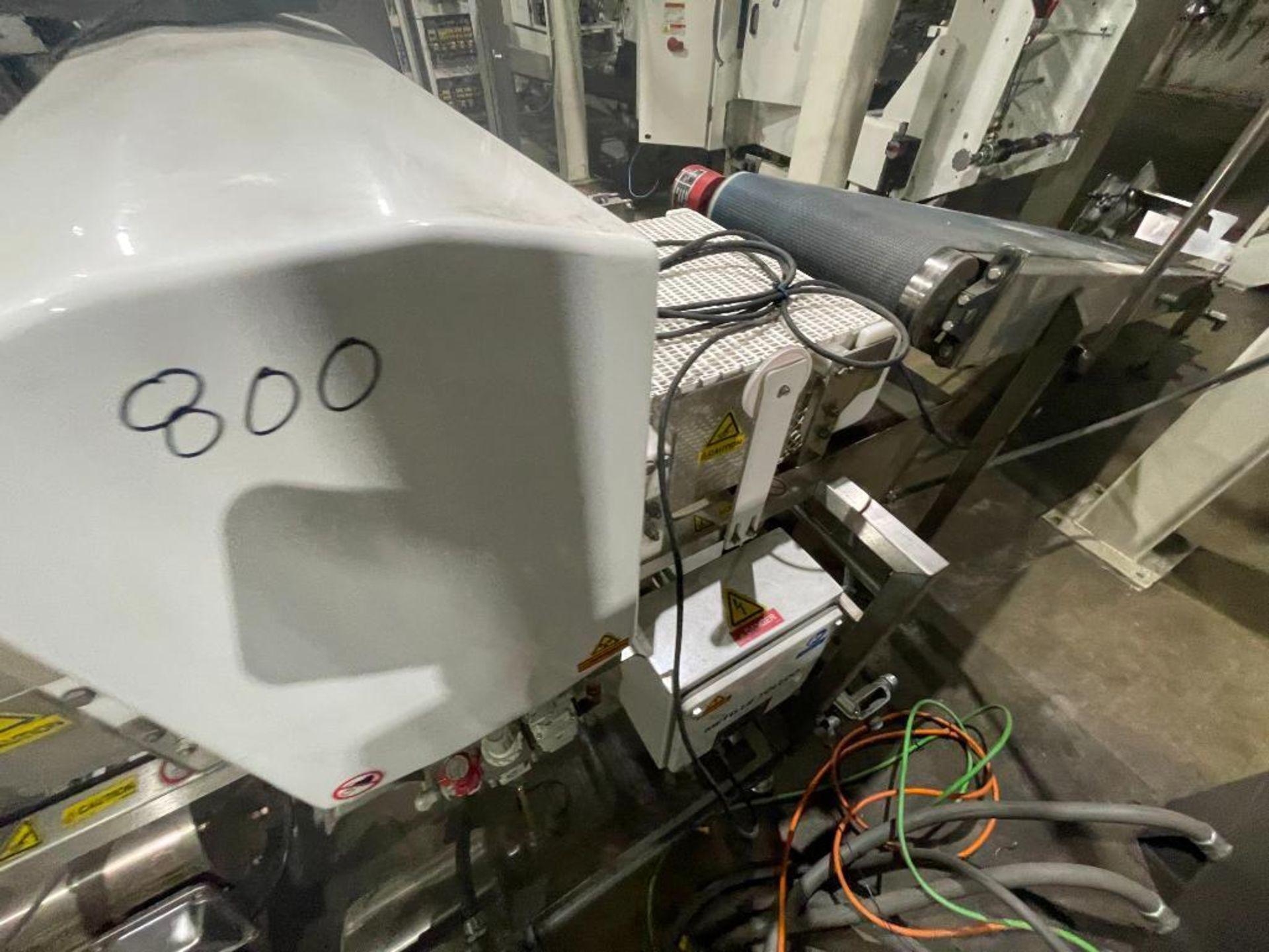2016 Mettler Toledo metal detector, model SL1500 - Image 12 of 16