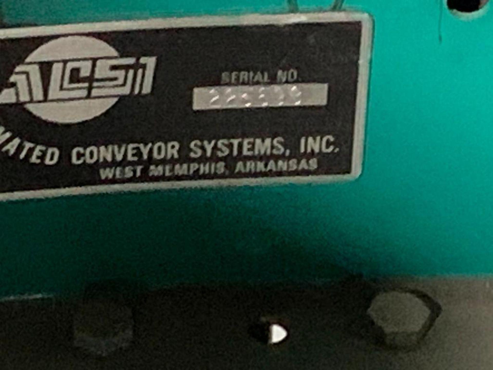 ACS power roller conveyor - Image 8 of 15