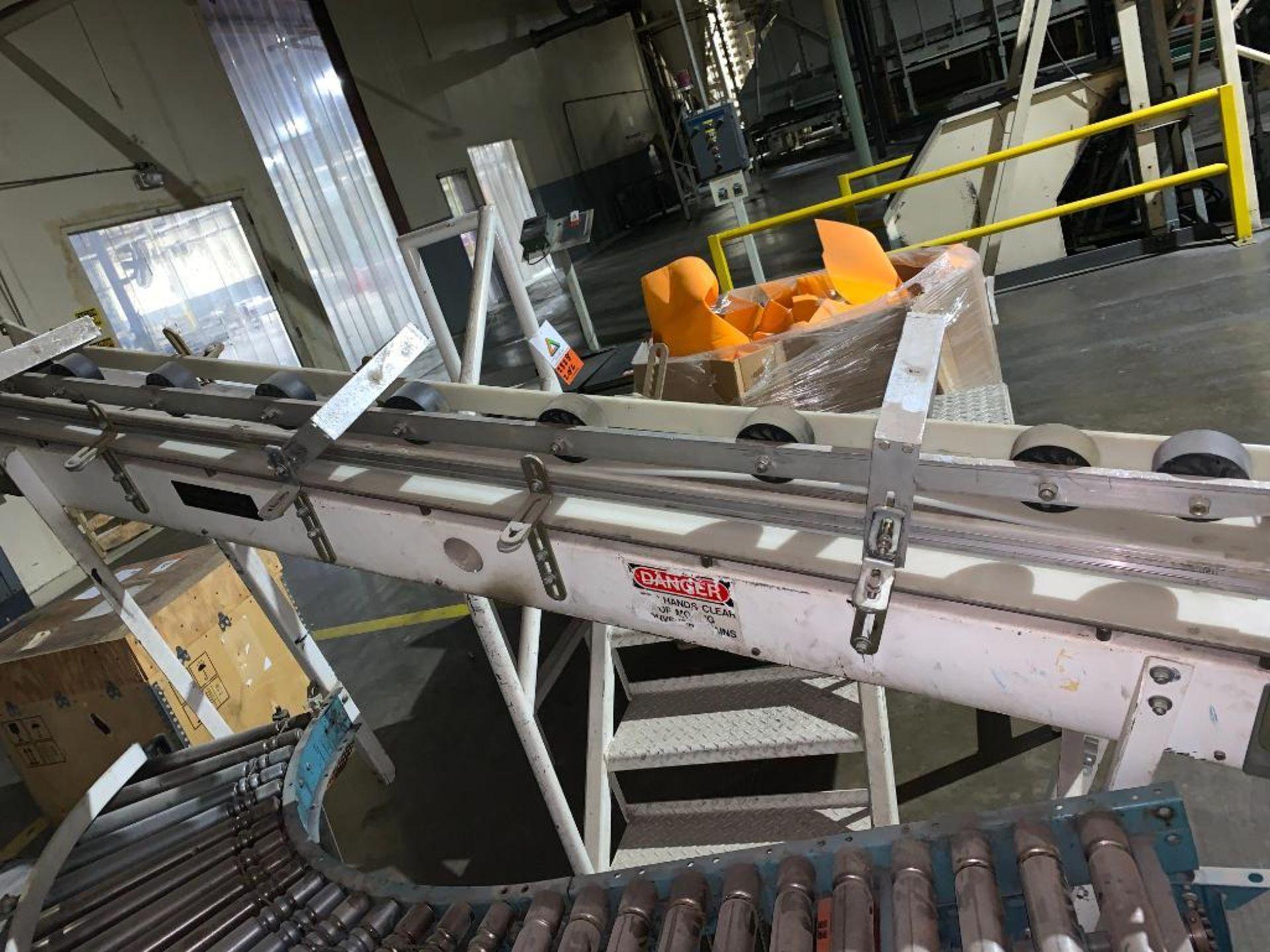 (4) pieces of miscellaneous conveyor